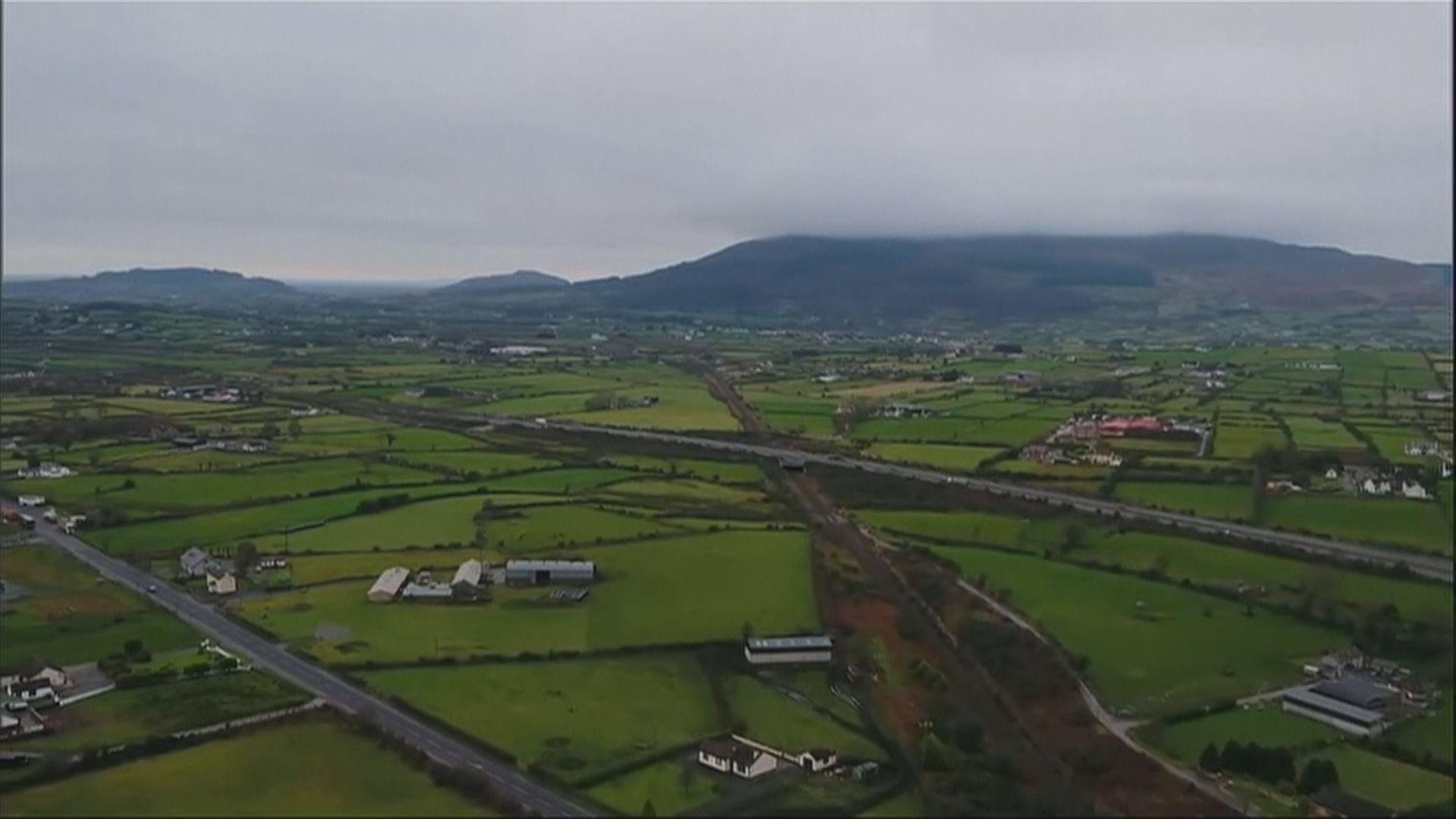 文翠珊尋求撤銷北愛爾蘭邊界保險方案