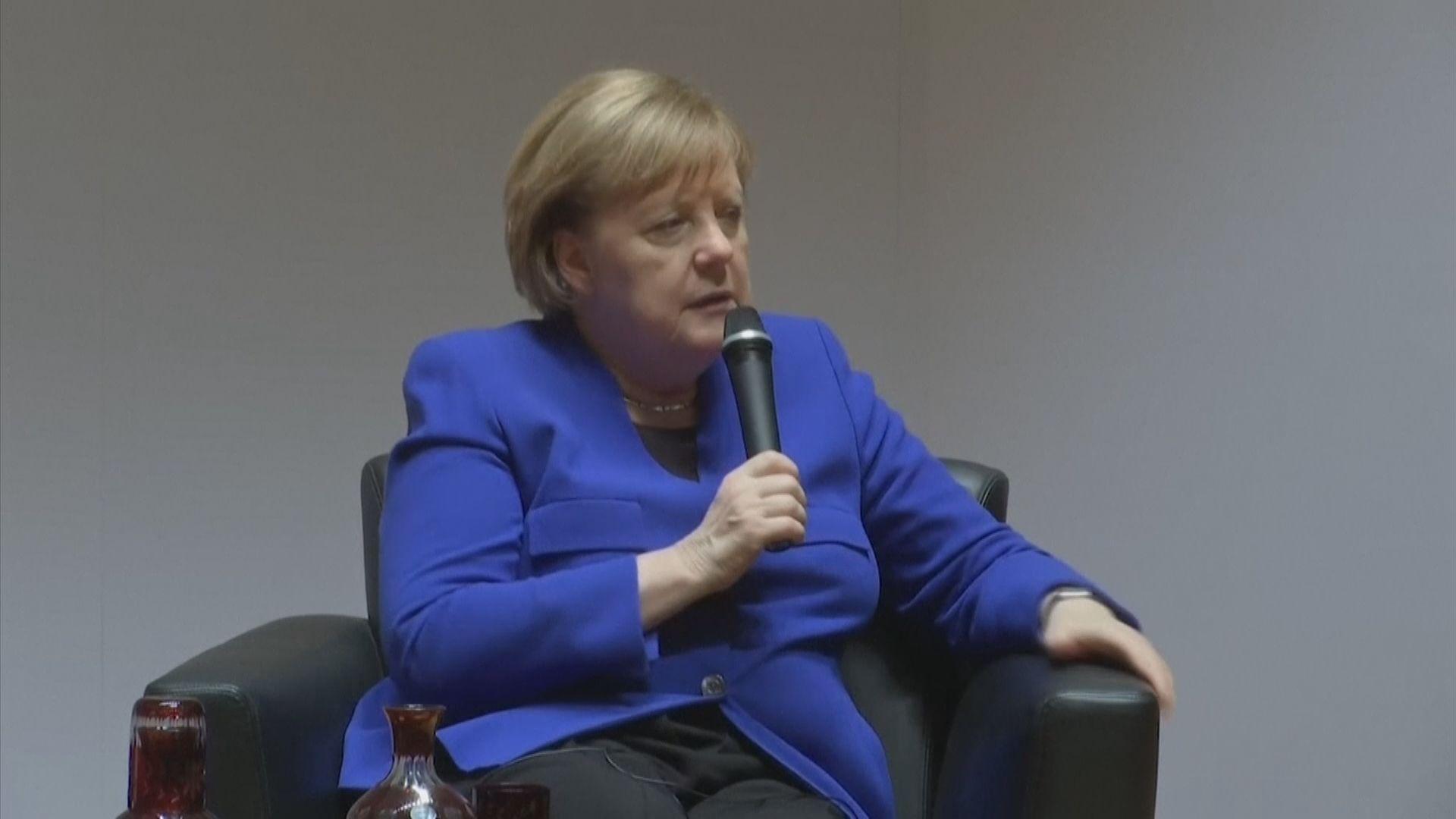 默克爾:仍有時間尋找解決脫歐困局的方法