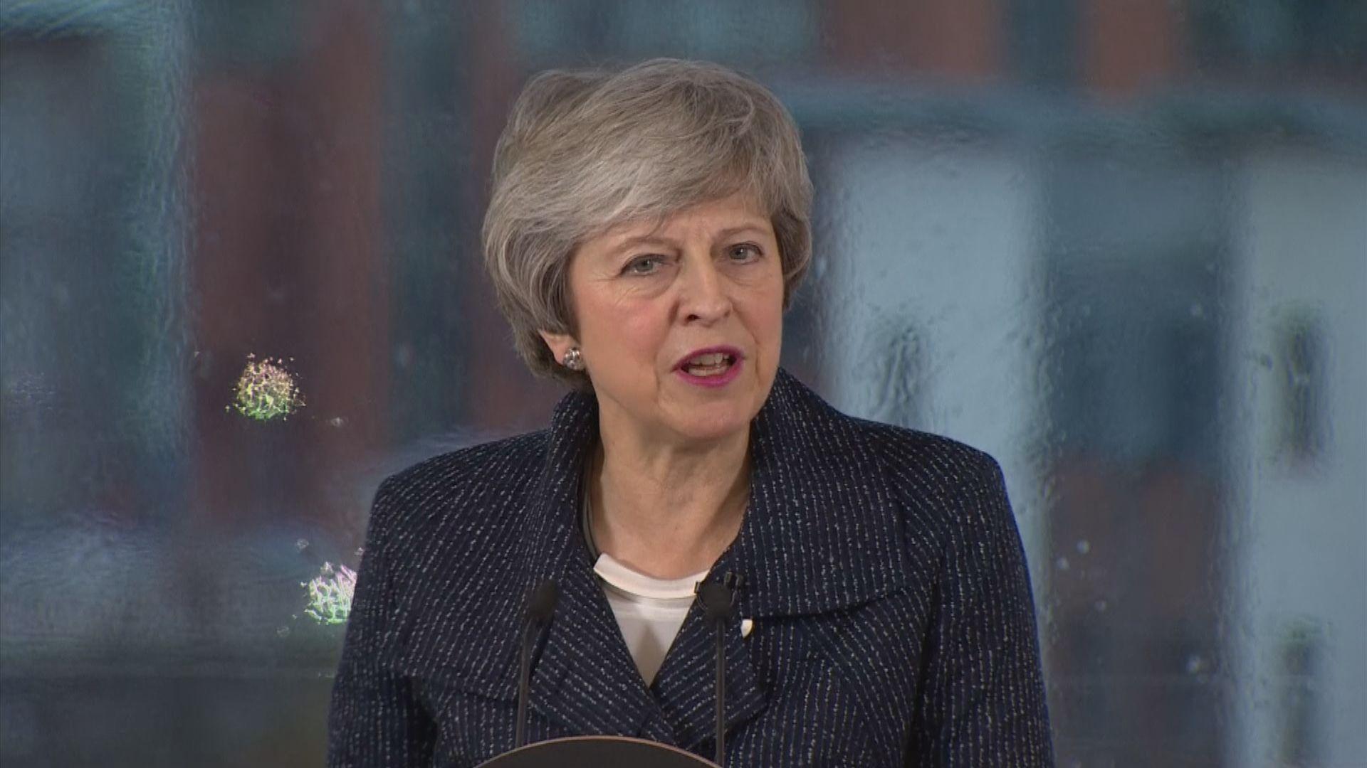 文翠珊將游說議員支持其脫歐方案