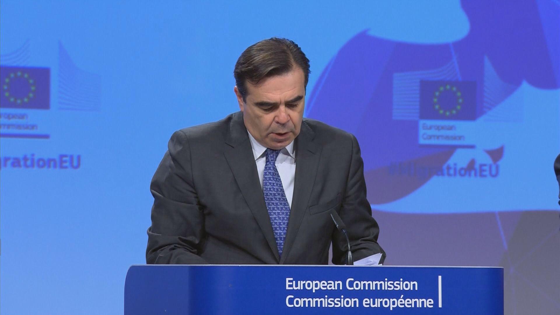歐盟指脫歐協議談判未有進展