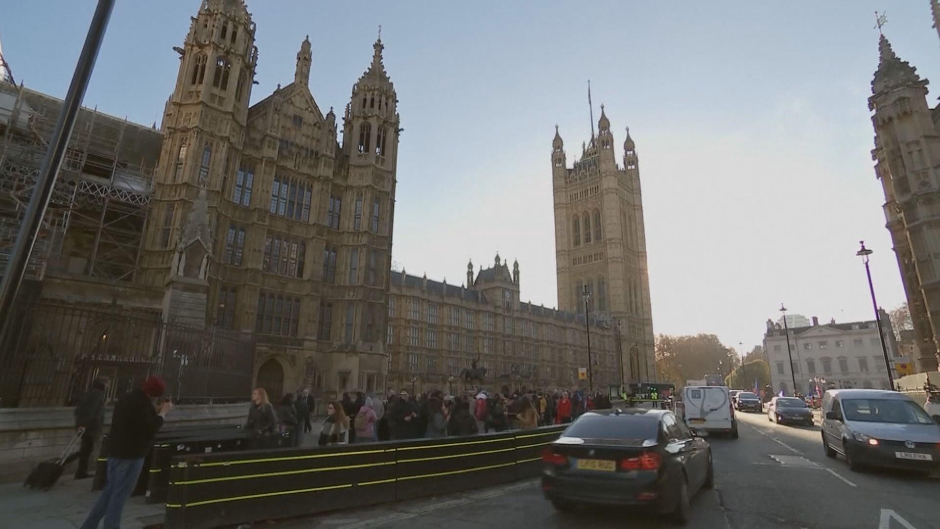 英國下議院將表決是否延長脫歐期限