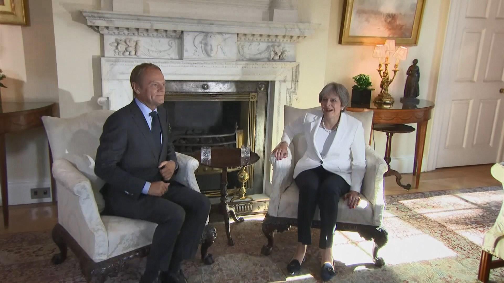 文翠珊致函歐盟延遲脫歐期限至6月30日