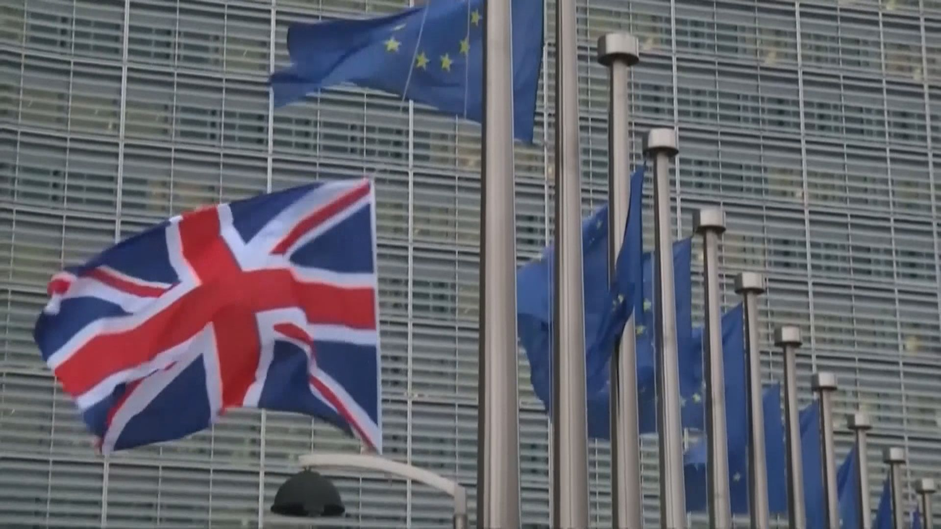 外媒:歐盟文件反對英國延遲脫歐至六月