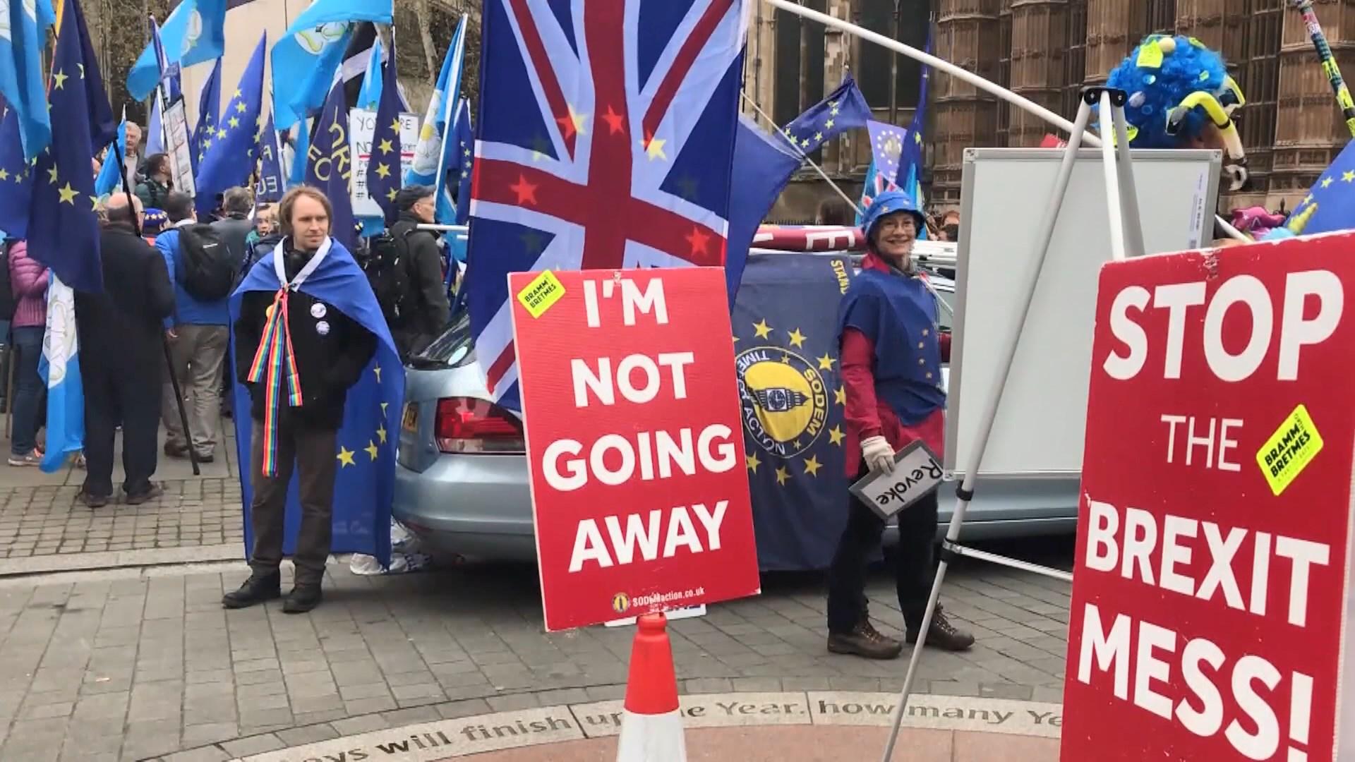歐盟今召開特別峰會討論英國脫歐