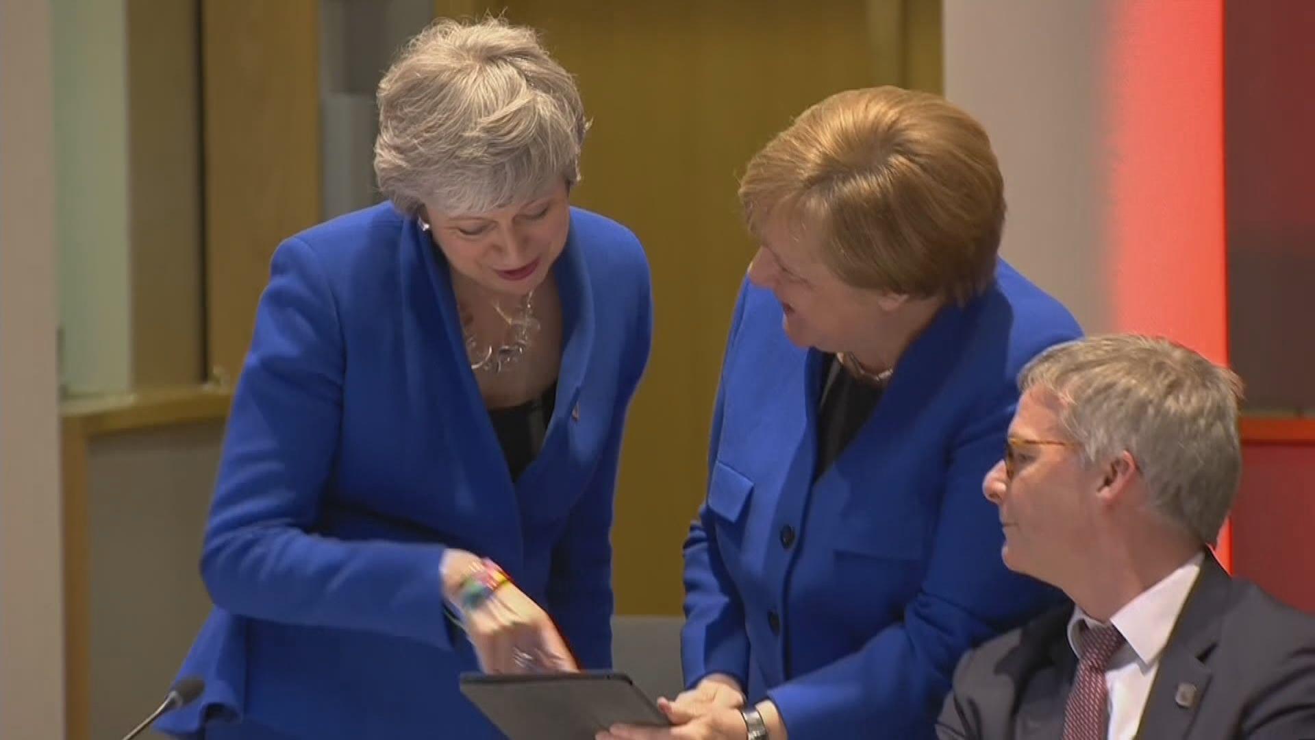 歐盟提出英國脫歐限期延至10月31日