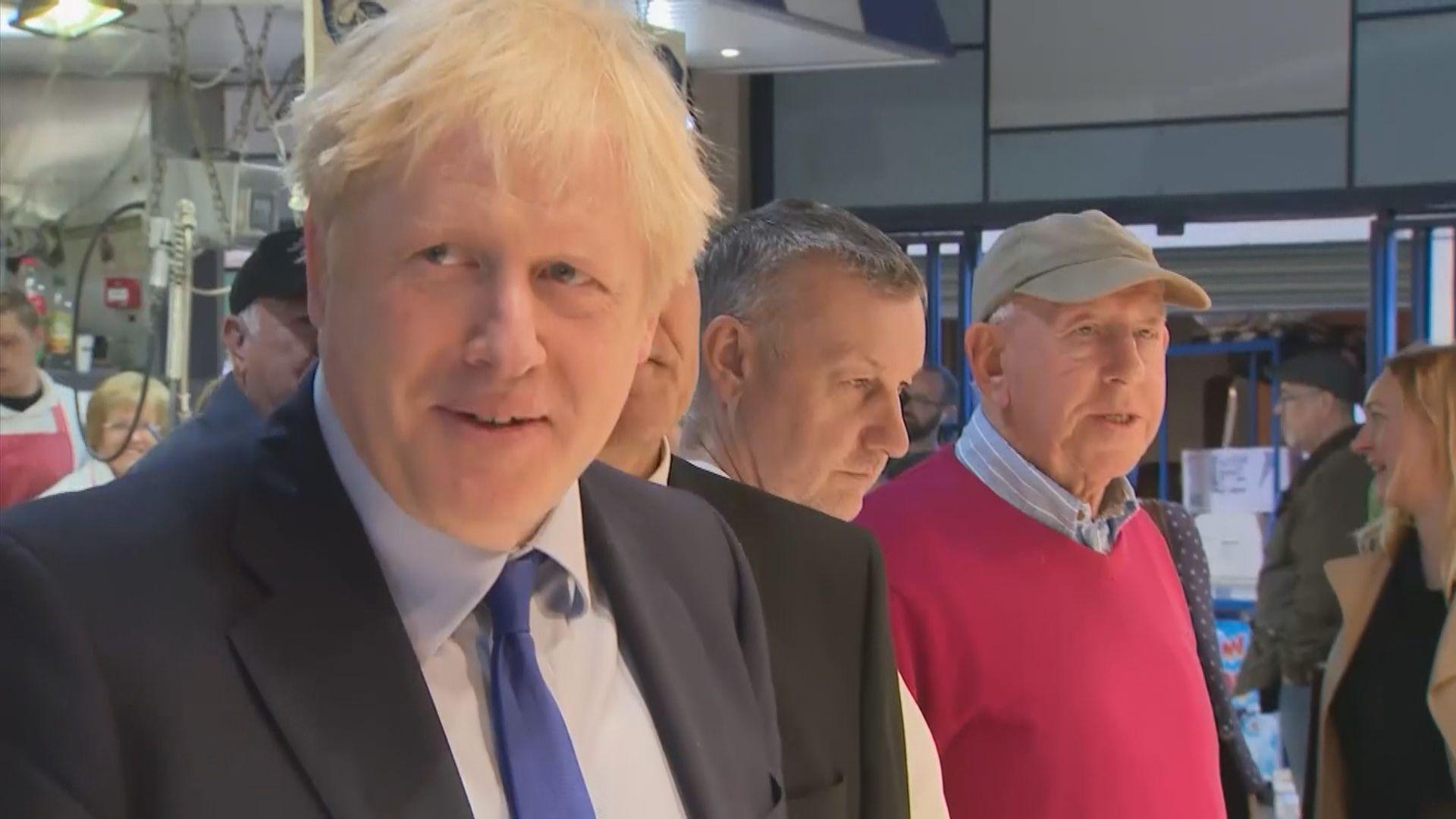約翰遜稱英國會像「變形俠醫」如期脫歐