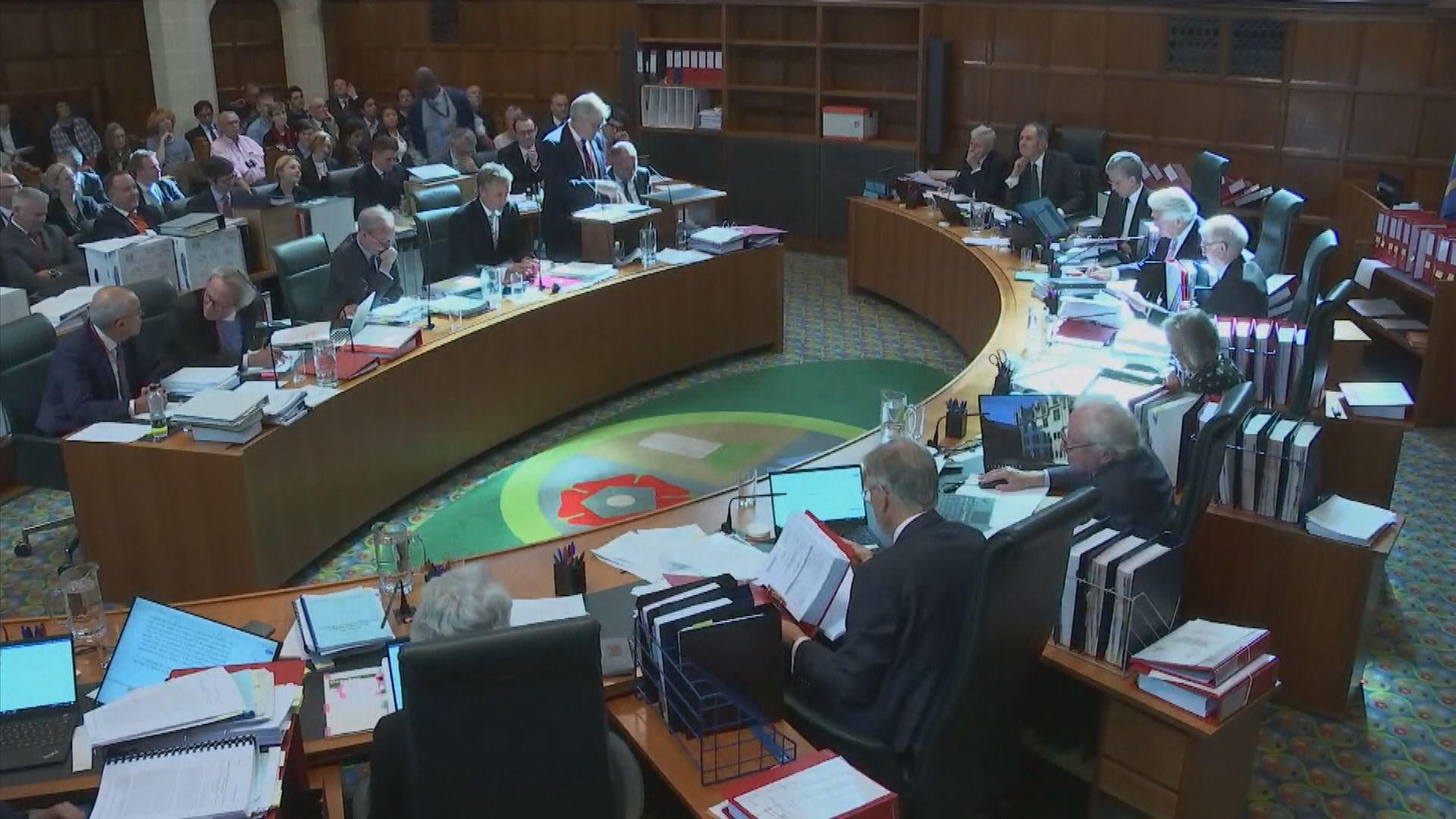 英政府代表律師:約翰遜或再尋求國會休會