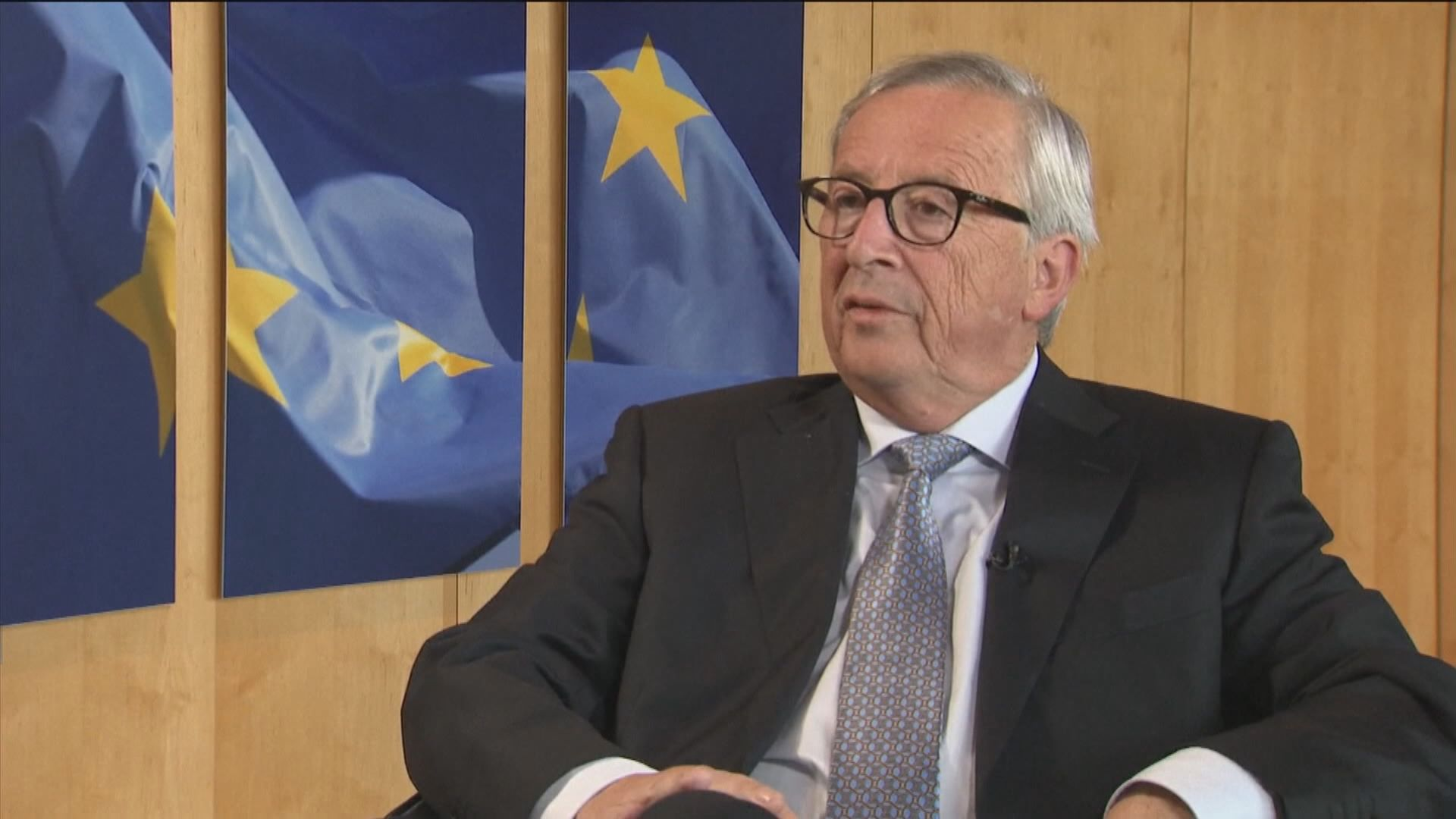 容克指歐盟英國有機會達成新脫歐協議
