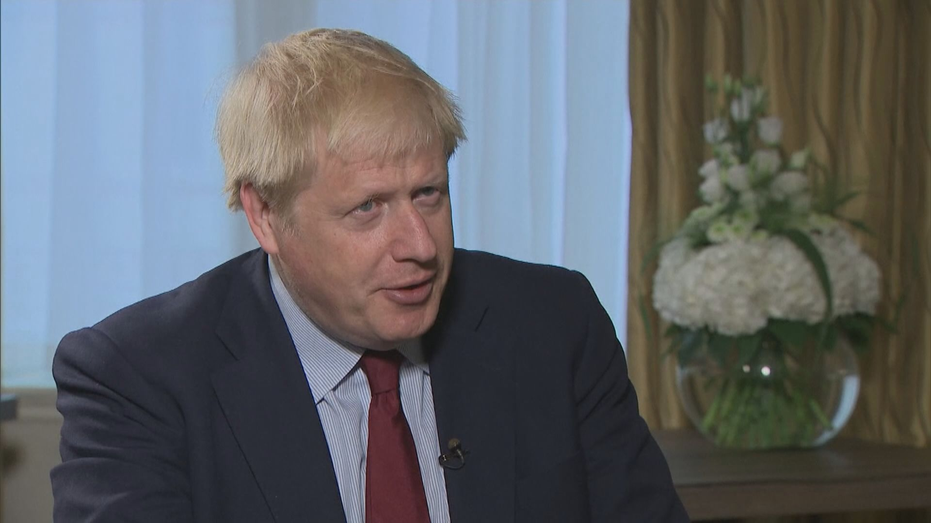 約翰遜將公布最終脫歐方案內容