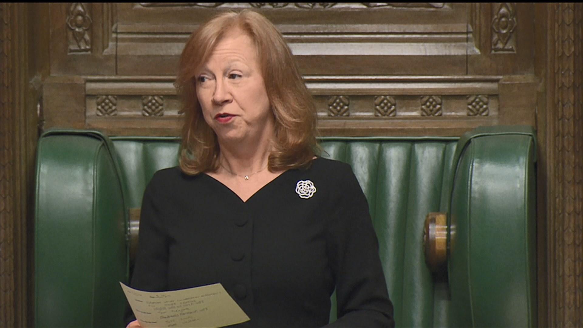 英國下議院三讀通過脫歐協議法案