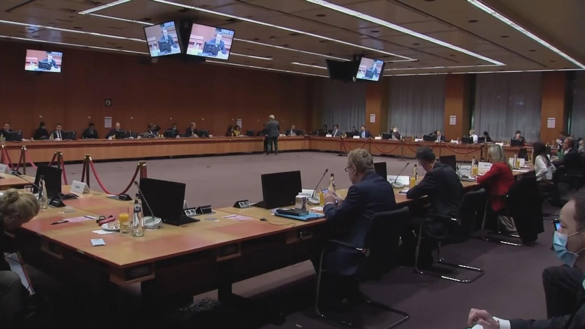 據報歐盟首席談判代表指周三是貿易談判最後期限