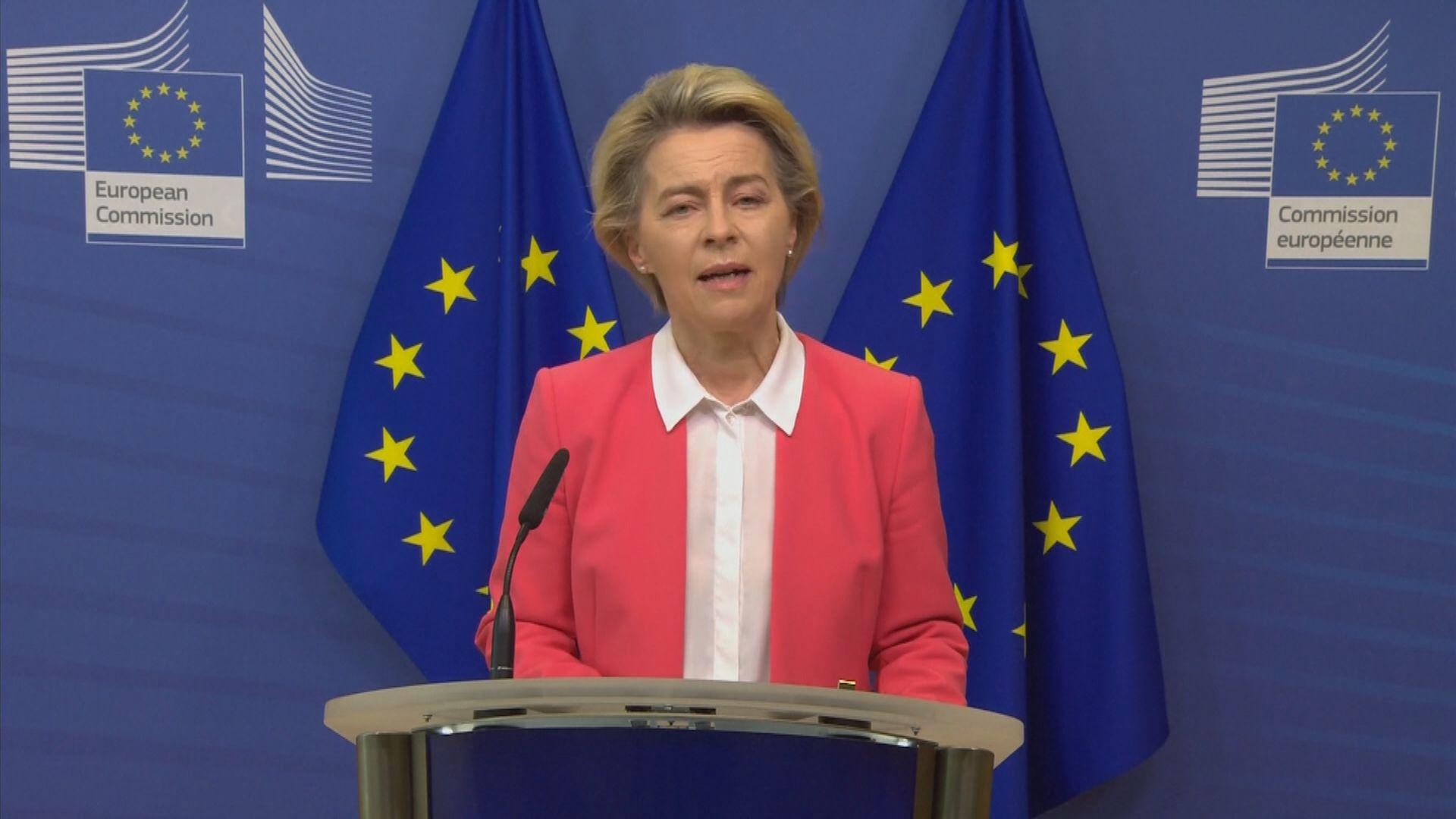 約翰遜稱英國歐盟分歧大 不排除沒協議