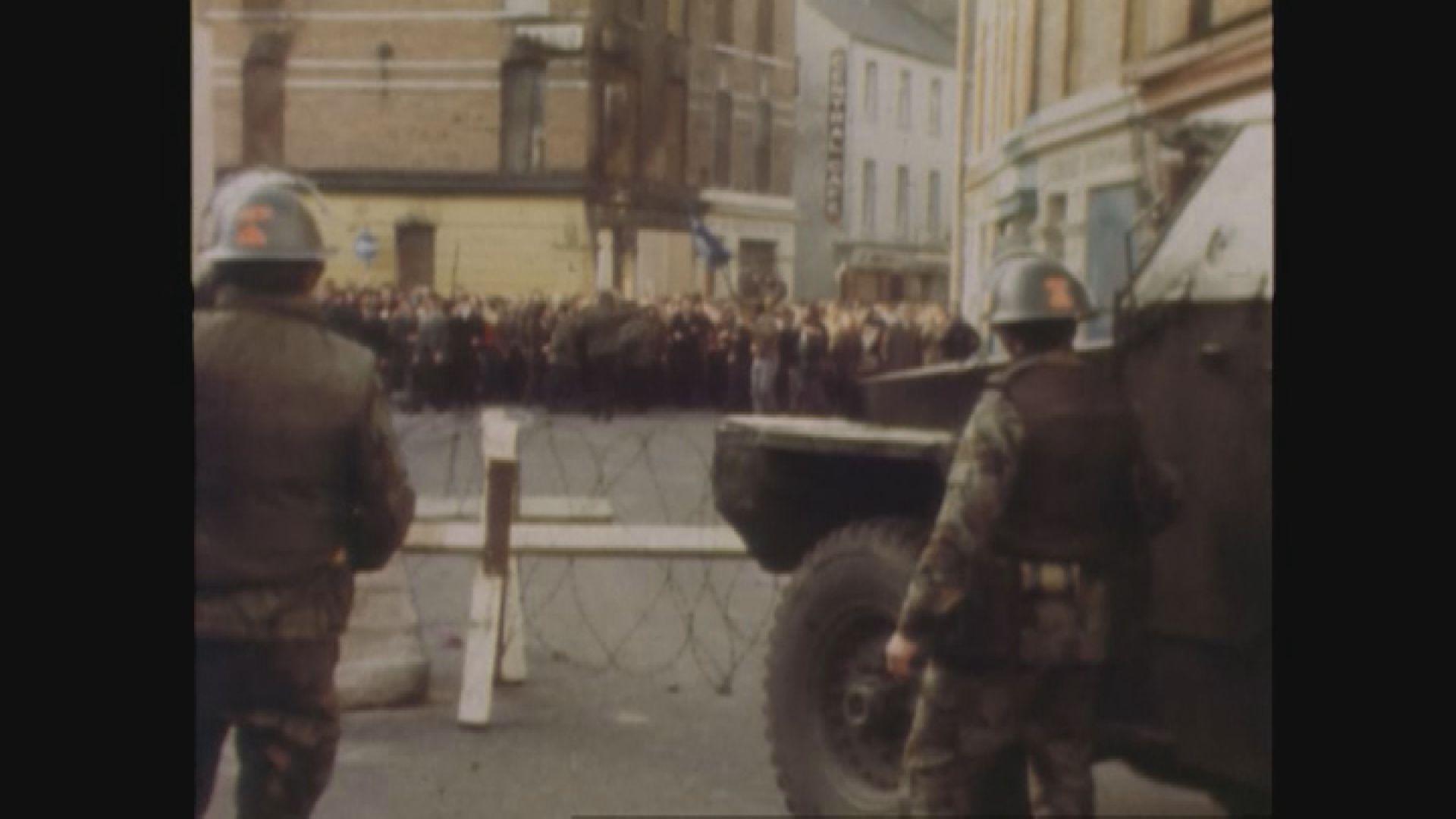 英國就「血腥星期日」事件起訴前士兵