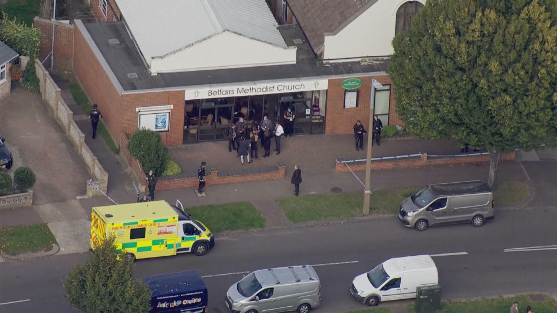 英國國會議員埃默斯遇襲死亡案疑兇被落案起訴