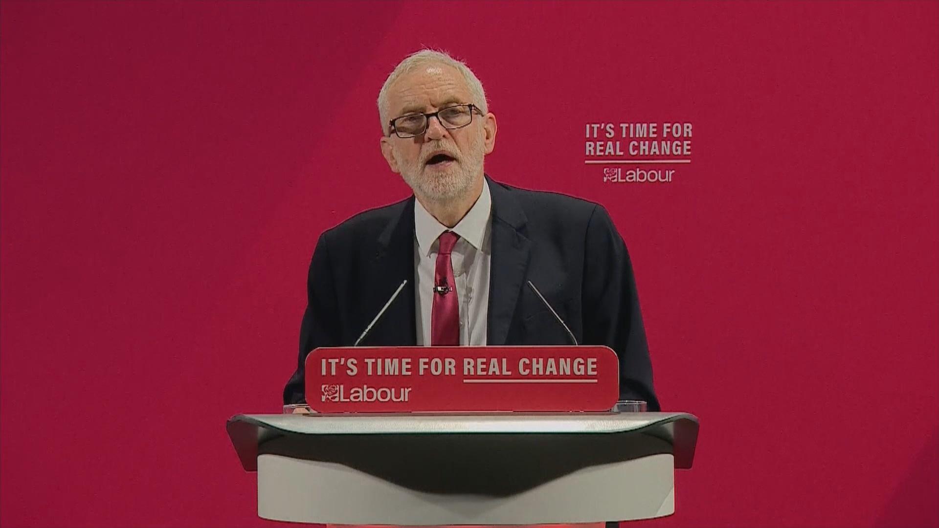 英首席拉比暗示郝爾彬不適合當首相