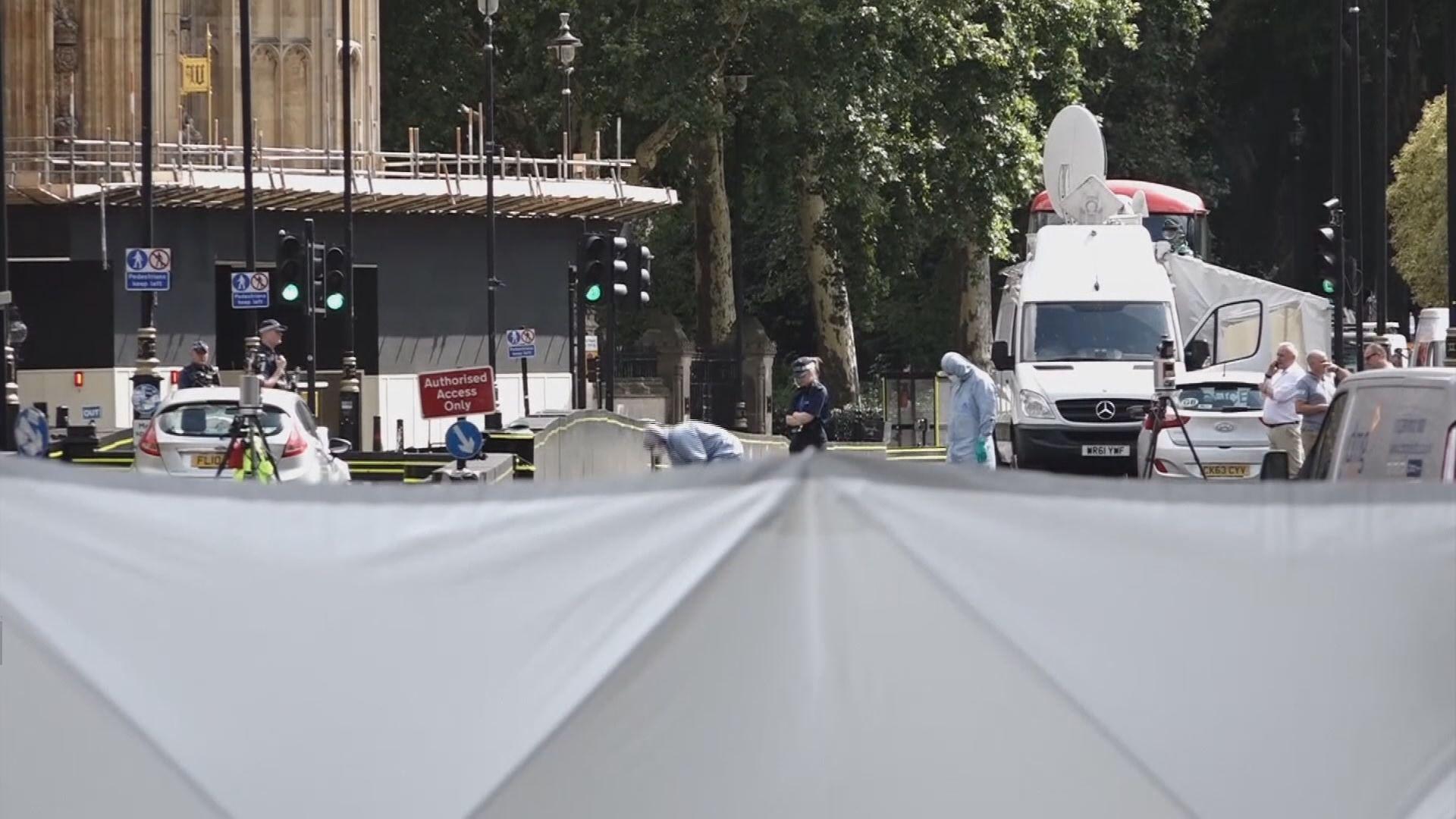 英國汽車襲擊案 警方將案件定為恐怖襲擊