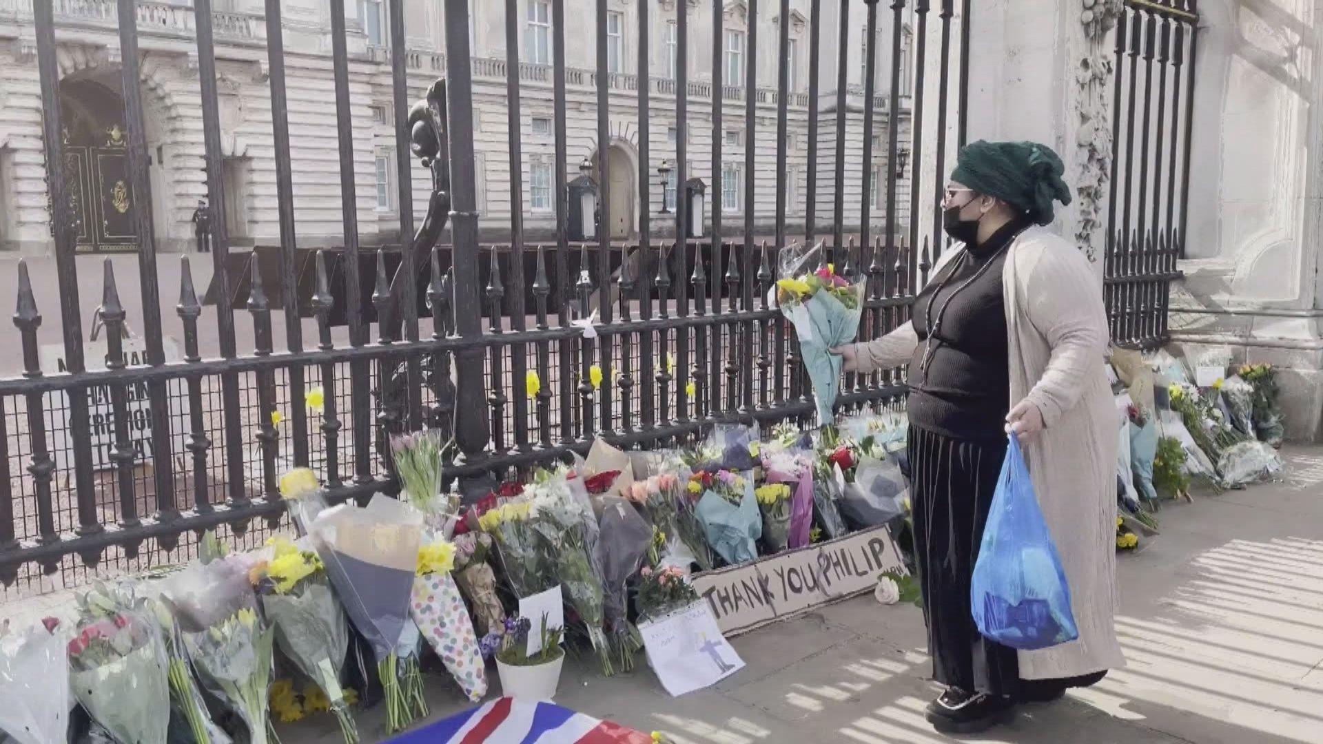 菲臘親王離世 受防疫措施影響最多30人送葬