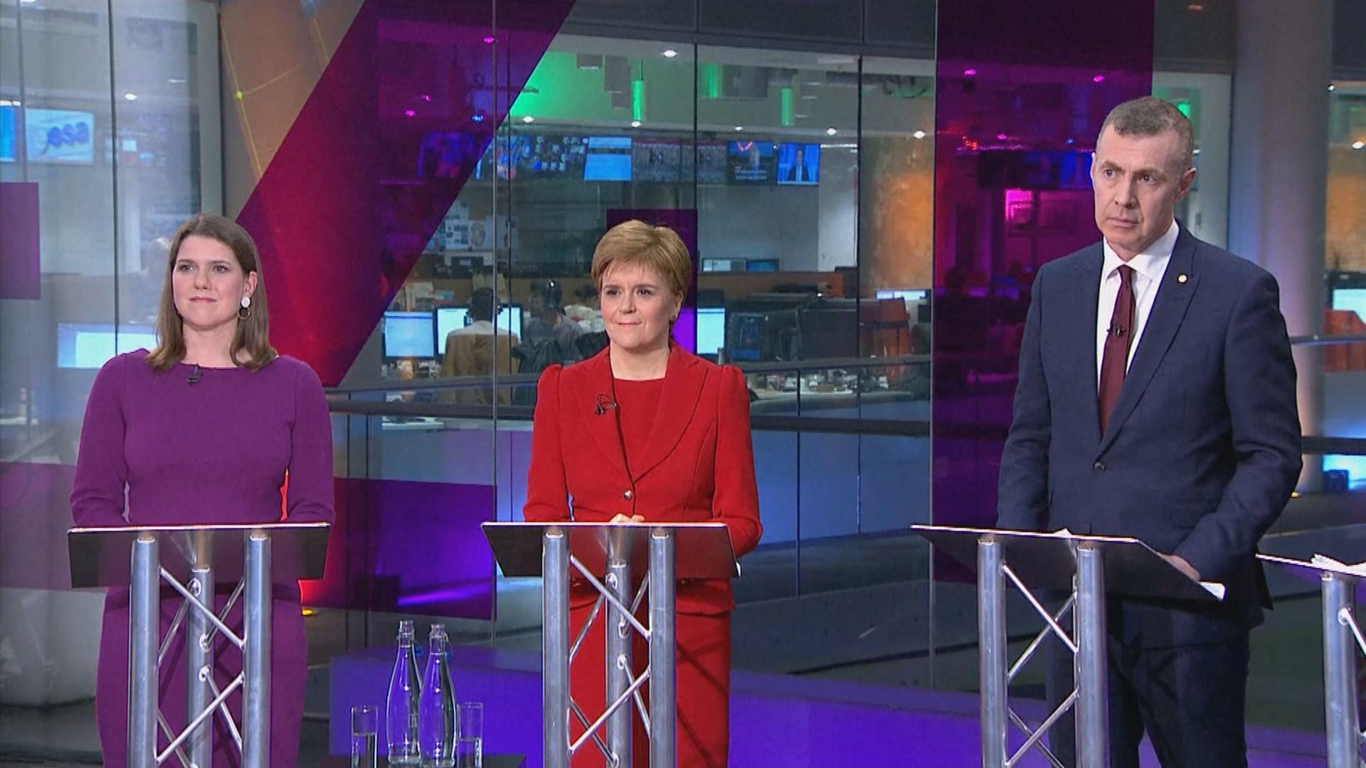 英國第四頻道拒保守黨改派閣員替約翰遜出席電視辯論