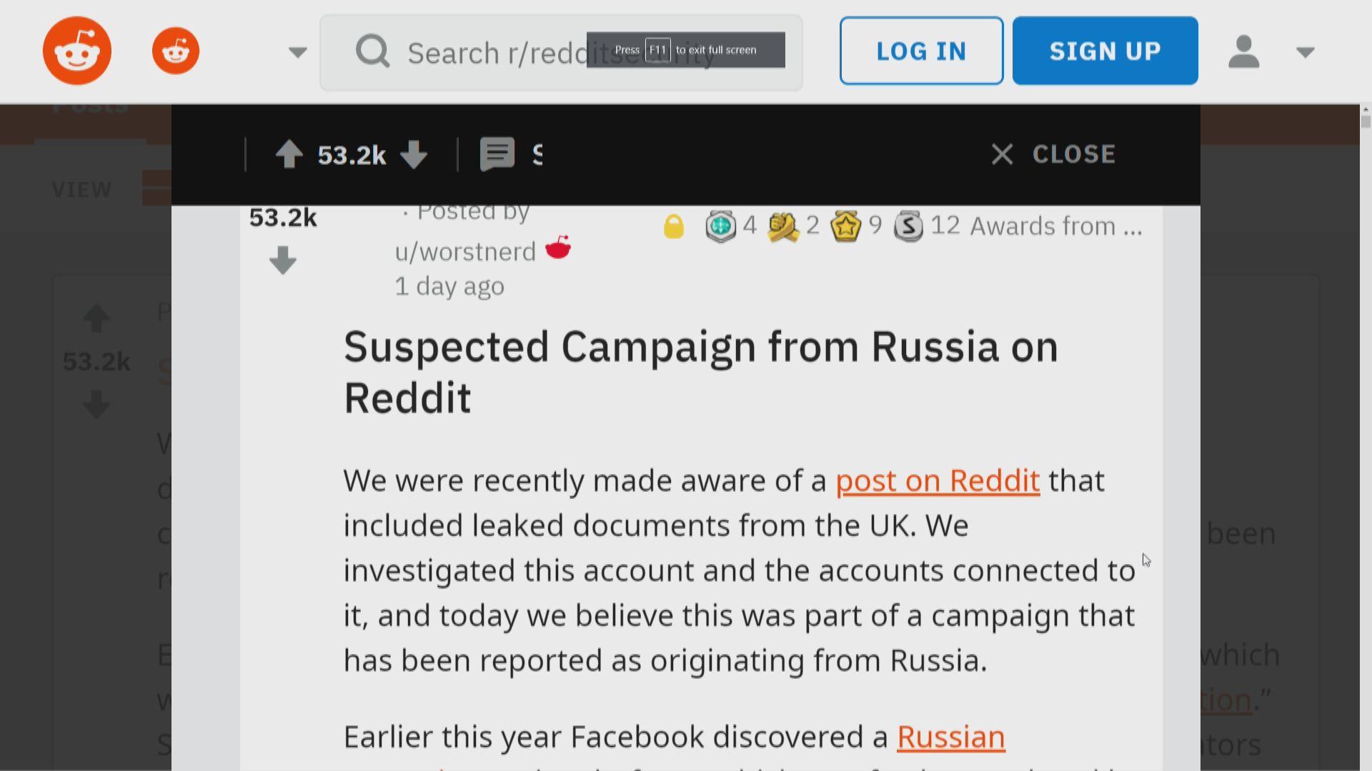 英美談判機密文件相信由俄羅斯流出