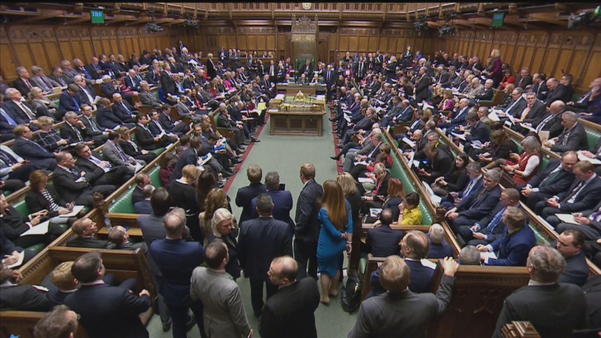 英國脫歐協議草案要在國會過關仍非常困難