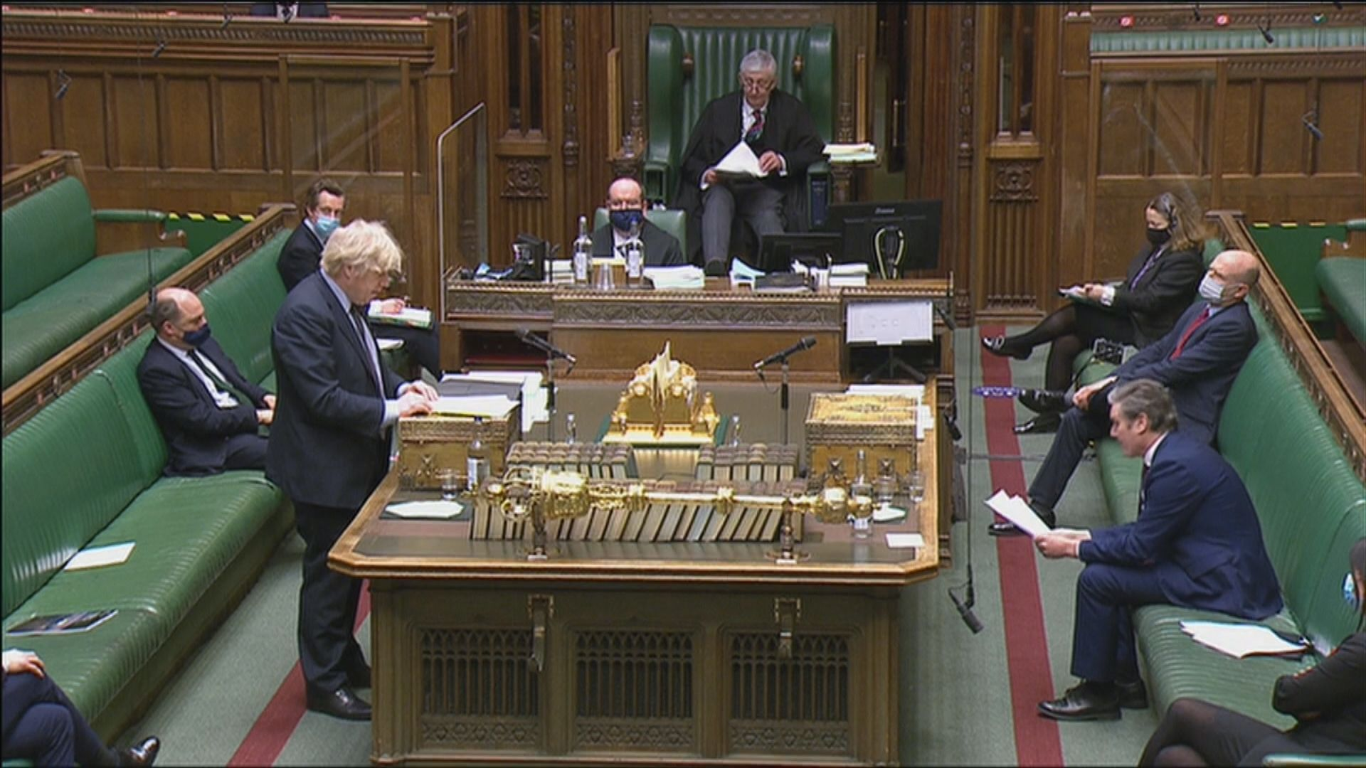 英國公布外交政策報告 擬加強印太部署