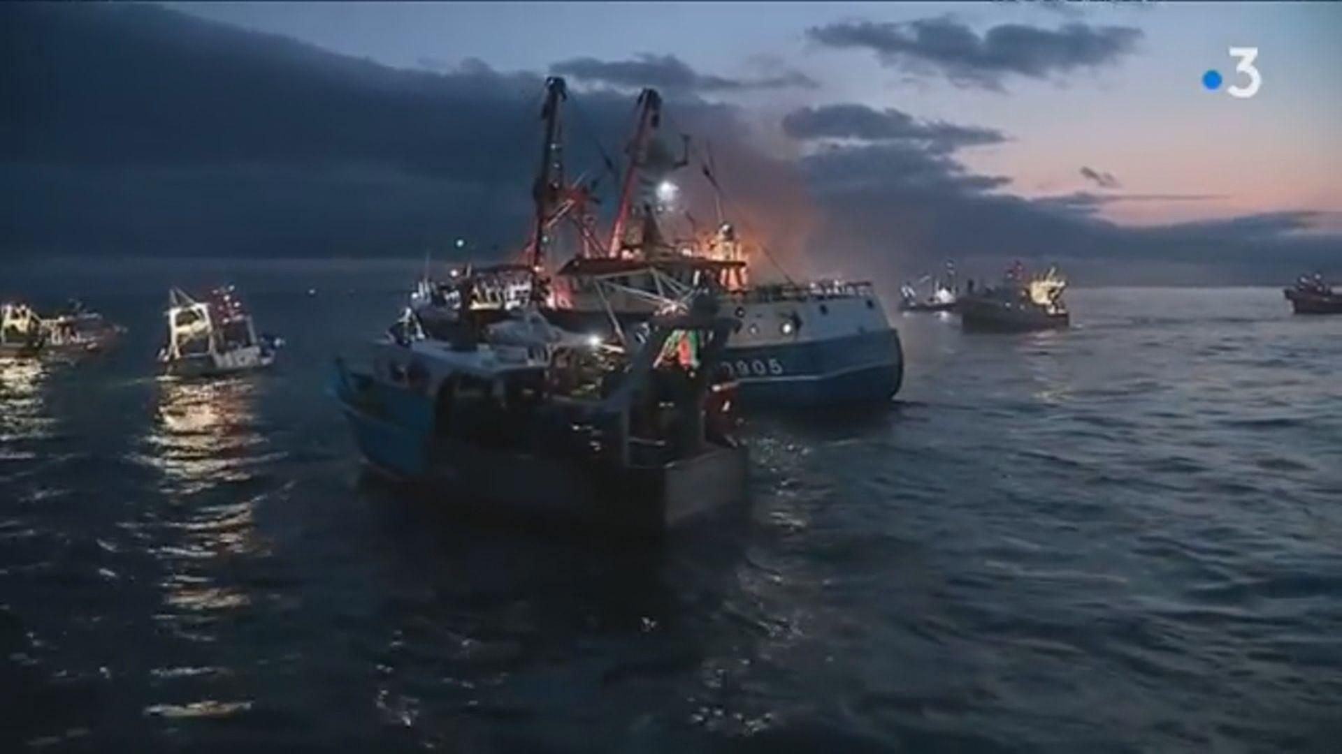 英法就漁船於塞納灣捕漁達成協議