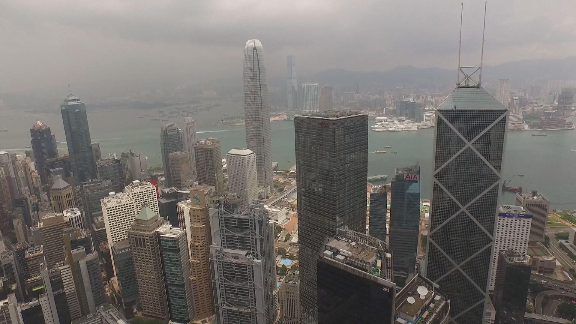 藍韜文促請北京重新考慮港區國安法