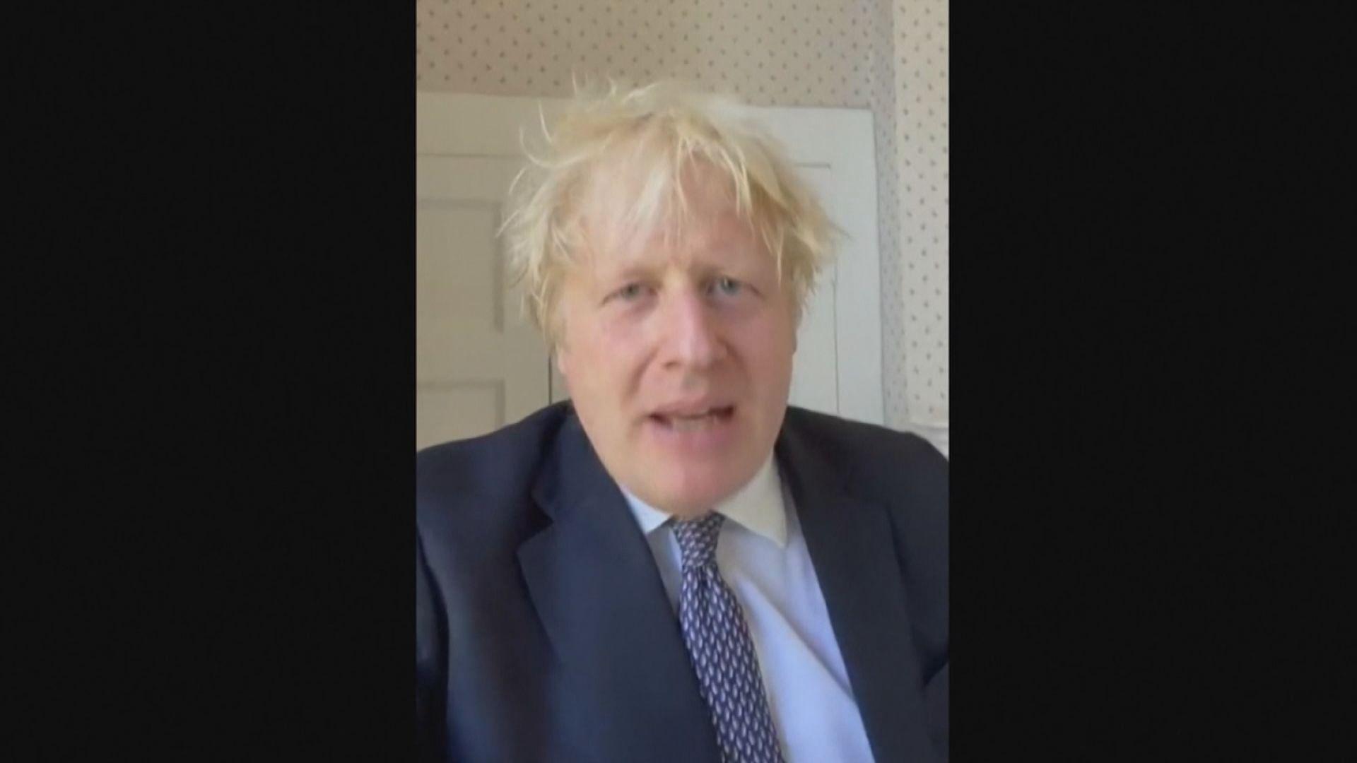 英首相和財相一度打算以檢測代替隔離惹來抨擊