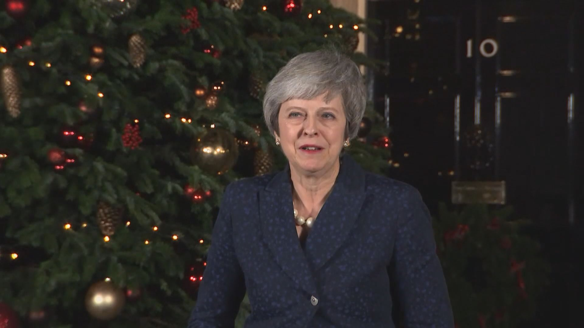 文翠珊:會聆聽反對聲音 繼續推動英國脫歐