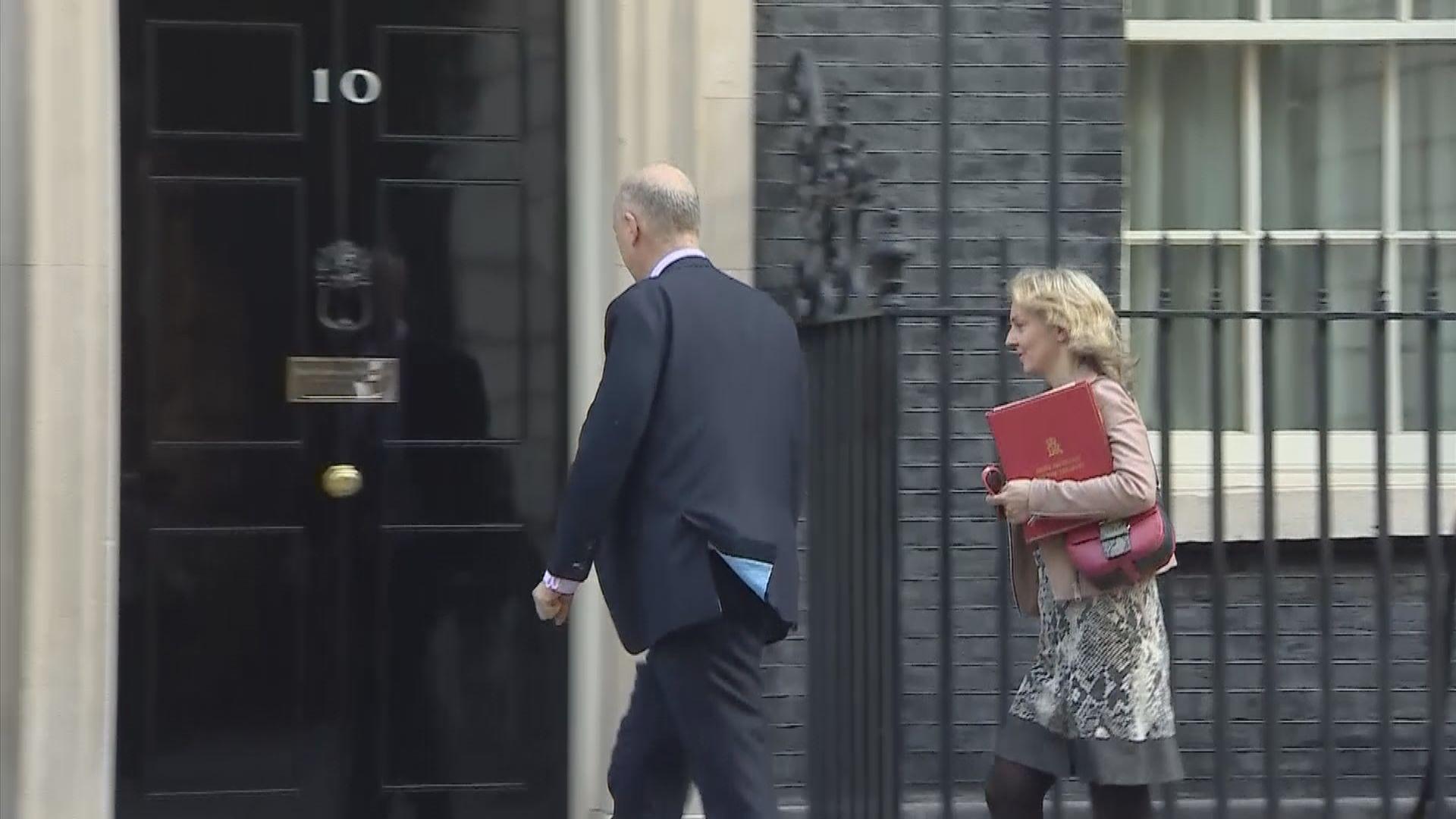 英國召開內閣會議商討脫歐策略