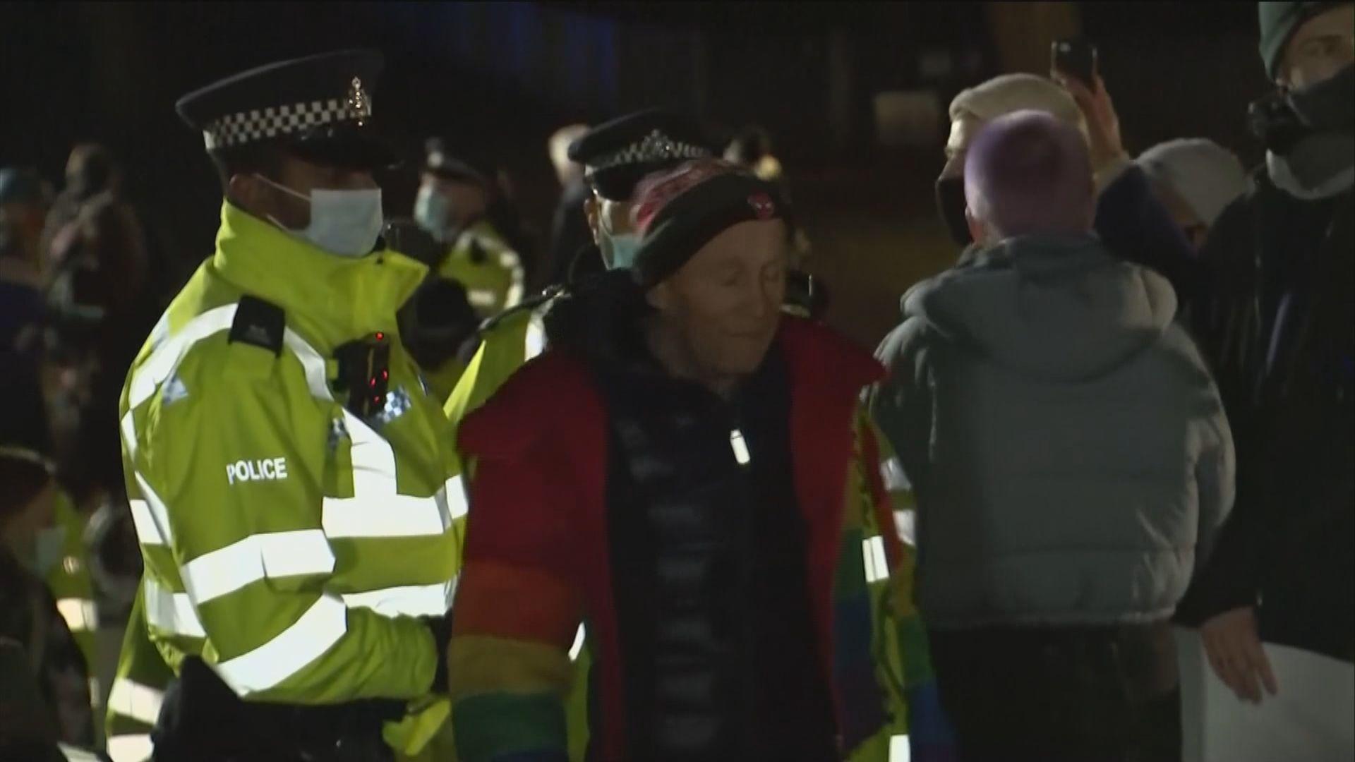 英國女子埃弗拉德遇害案 警方驅散悼念民眾惹多方抨擊
