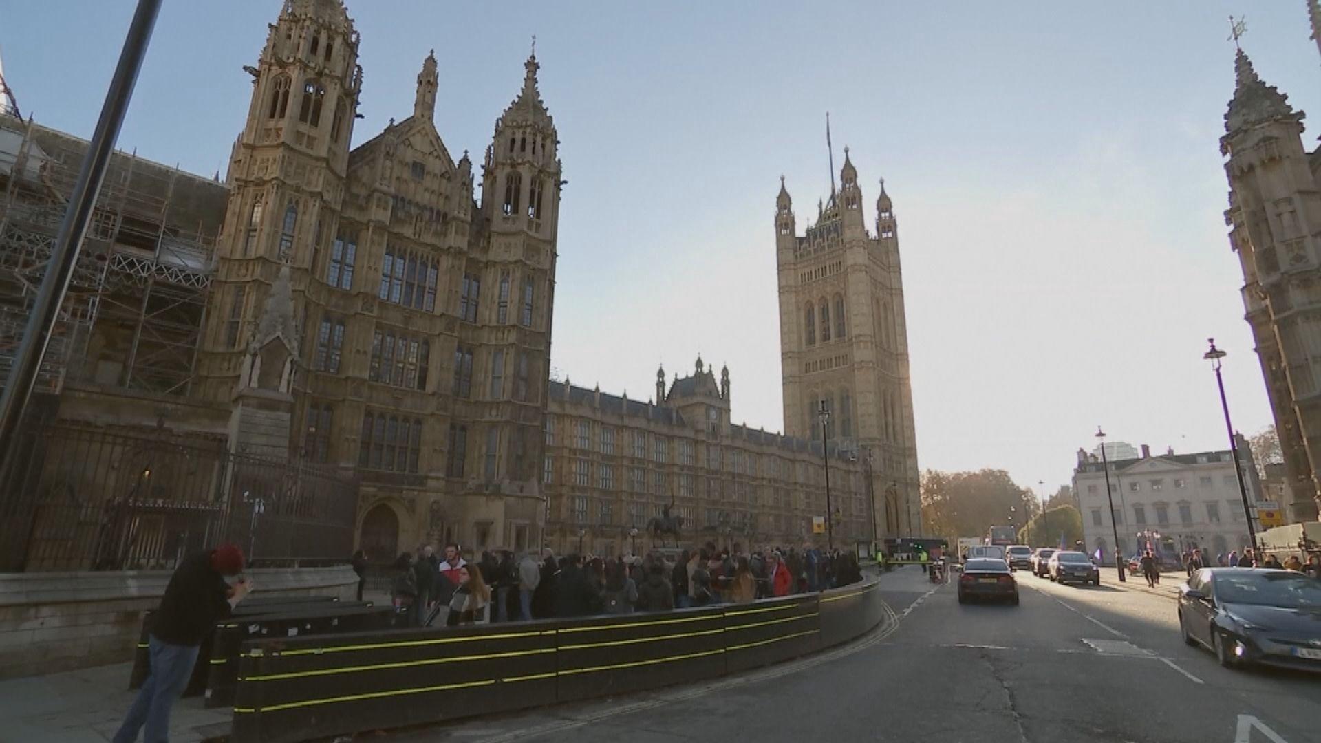 上議院料周五表決通過阻止無協議脫歐法案