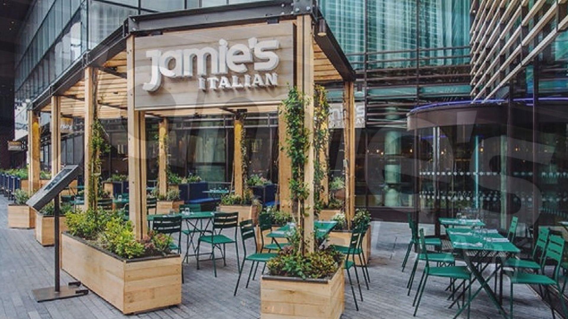 名廚Jamie Oliver名下餐廳進入破產保護