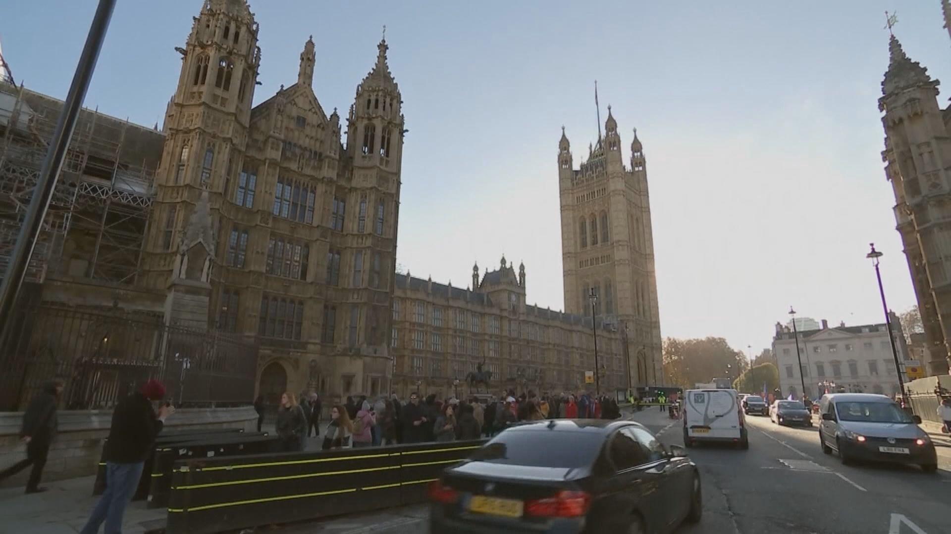 英國國會延遲個多月復會 阻審議脫歐法案