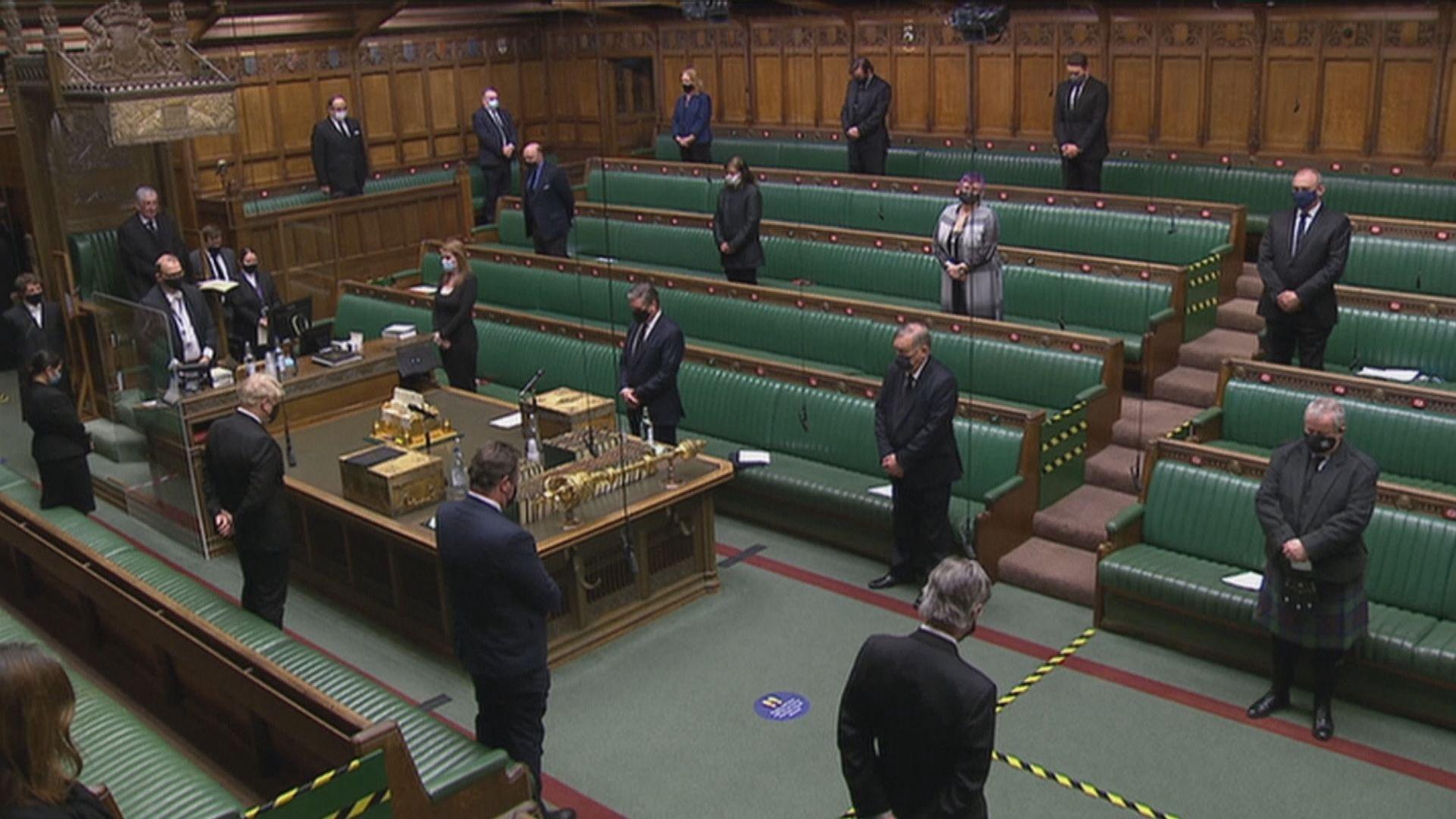 英國威廉和哈里王子為菲臘親王發表悼詞 下議院將默哀