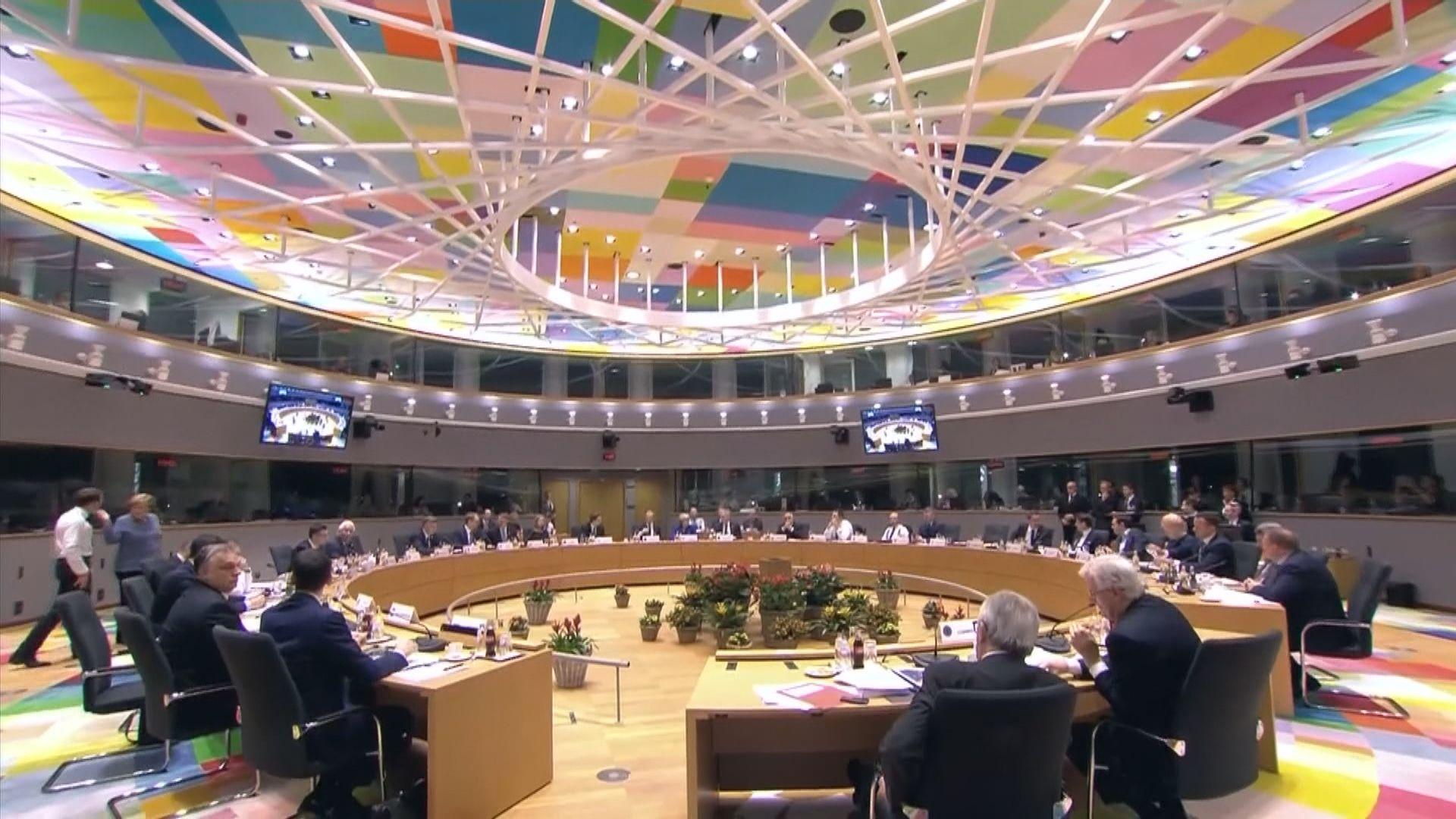 英國無協議脫歐危機加劇