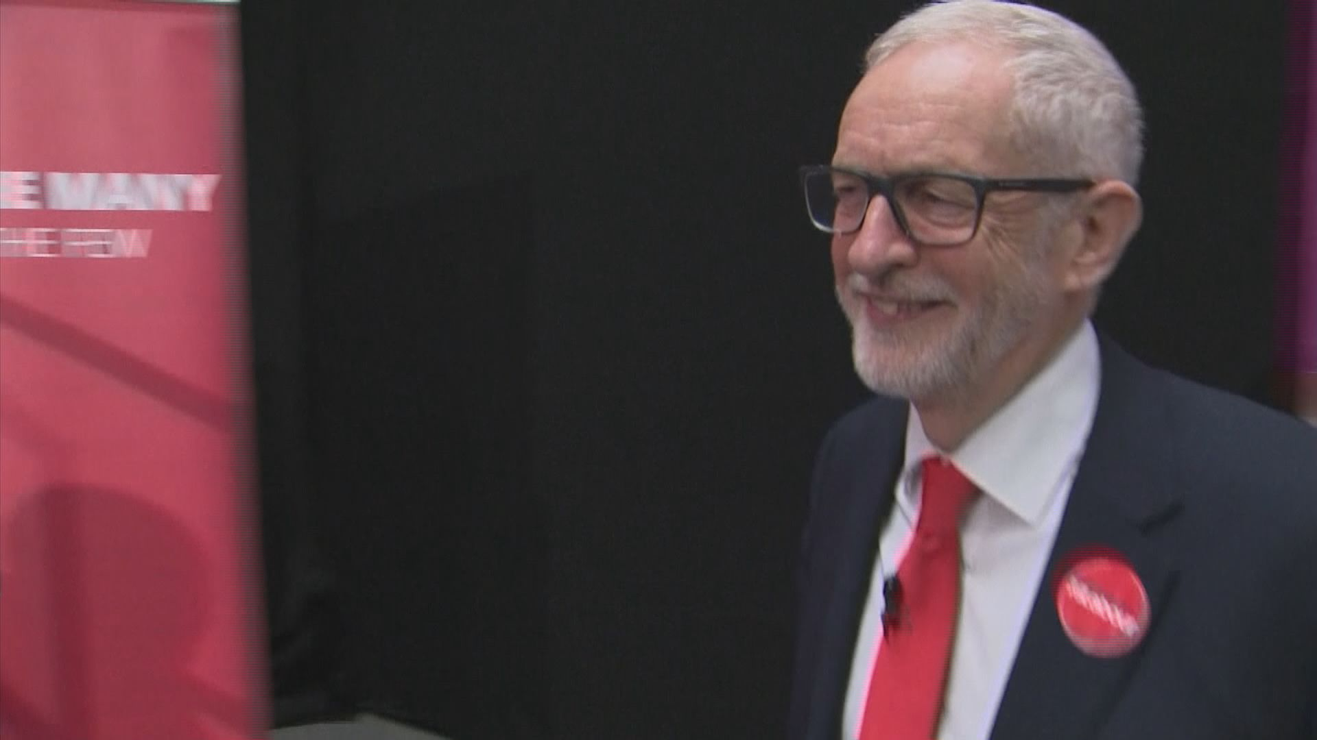 英工黨發表競選網領 倡再舉行脫歐公投