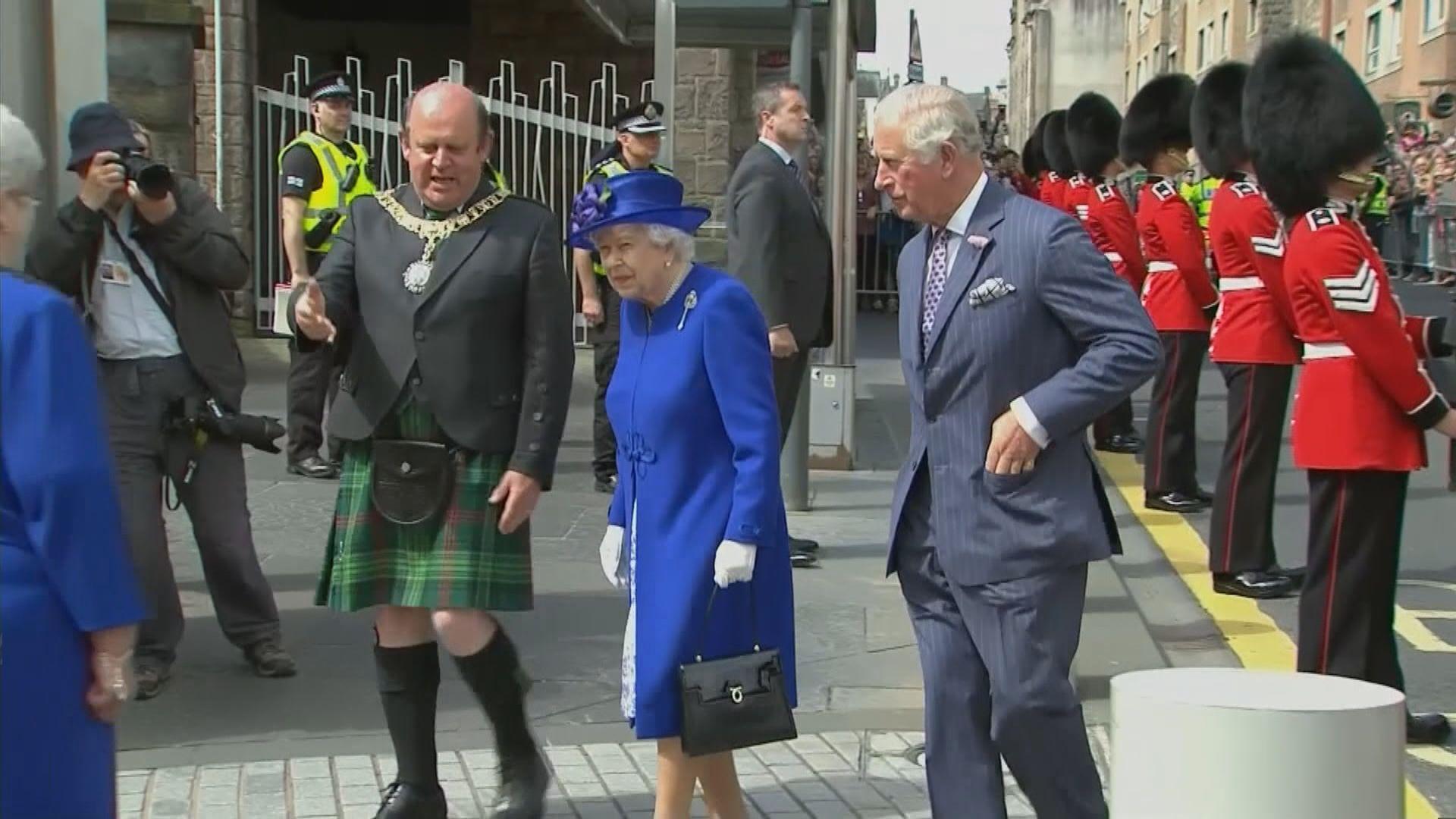 英女王曾私下批評政客無力管治國家