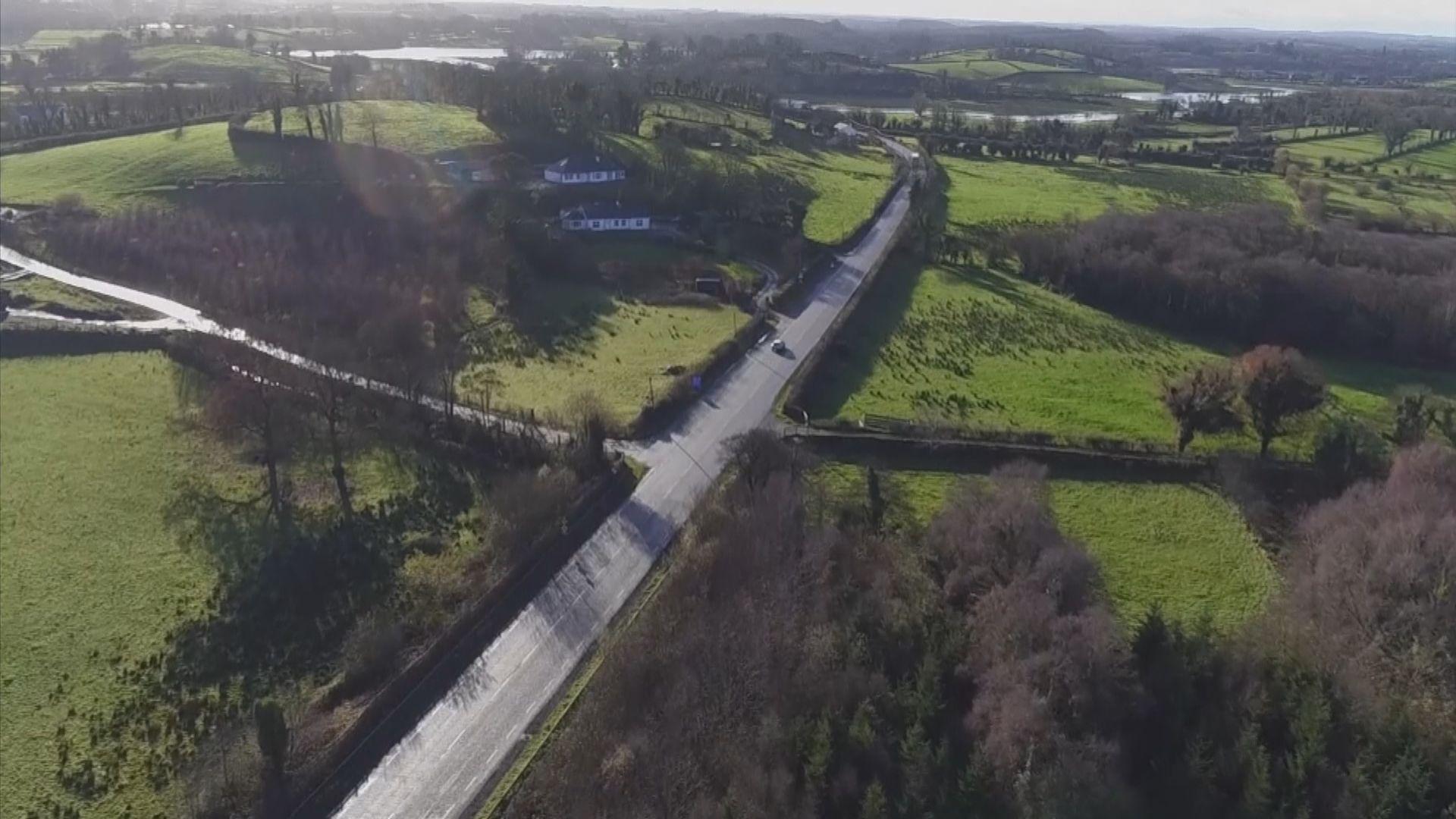 北愛爾蘭邊境安排成為脫歐談判困局