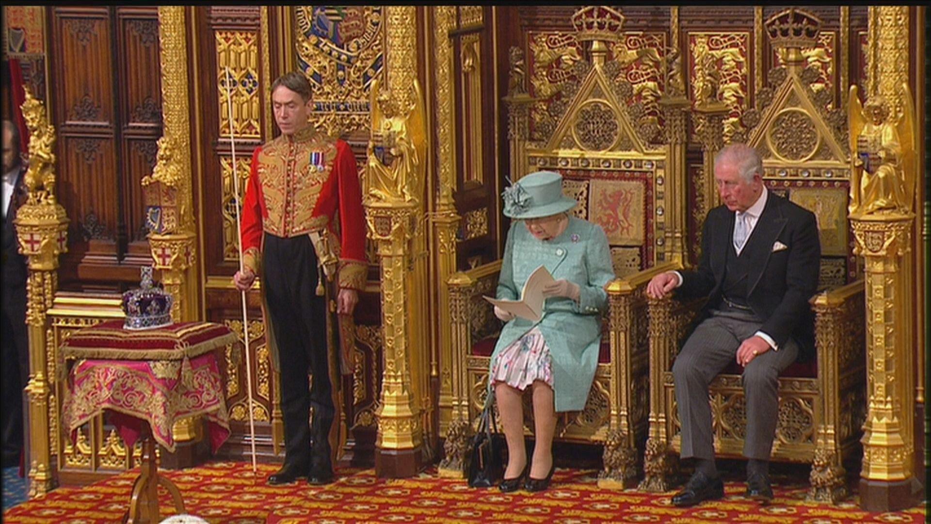 英國政府首要工作是帶領國家如期脫歐