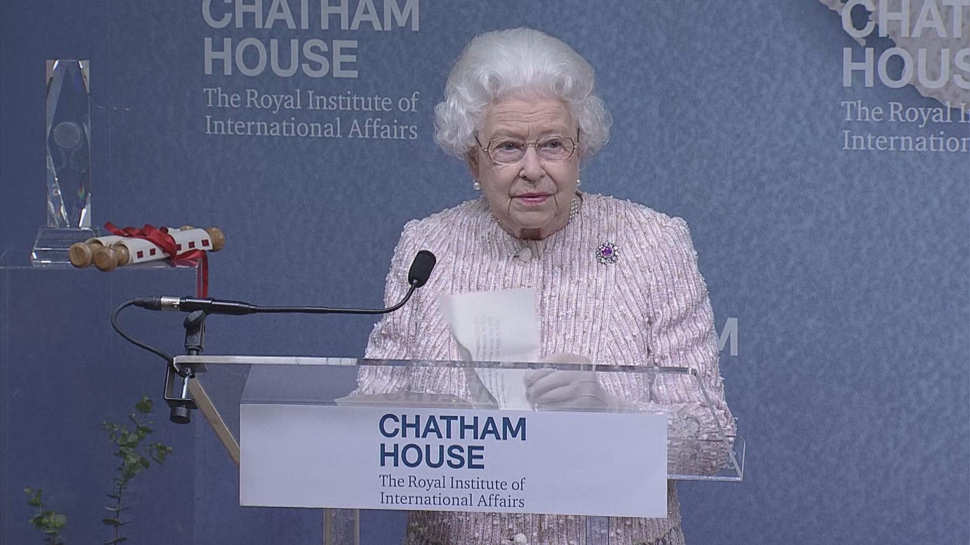 英女王表彰傳媒於新冠疫情期間提供可靠資訊