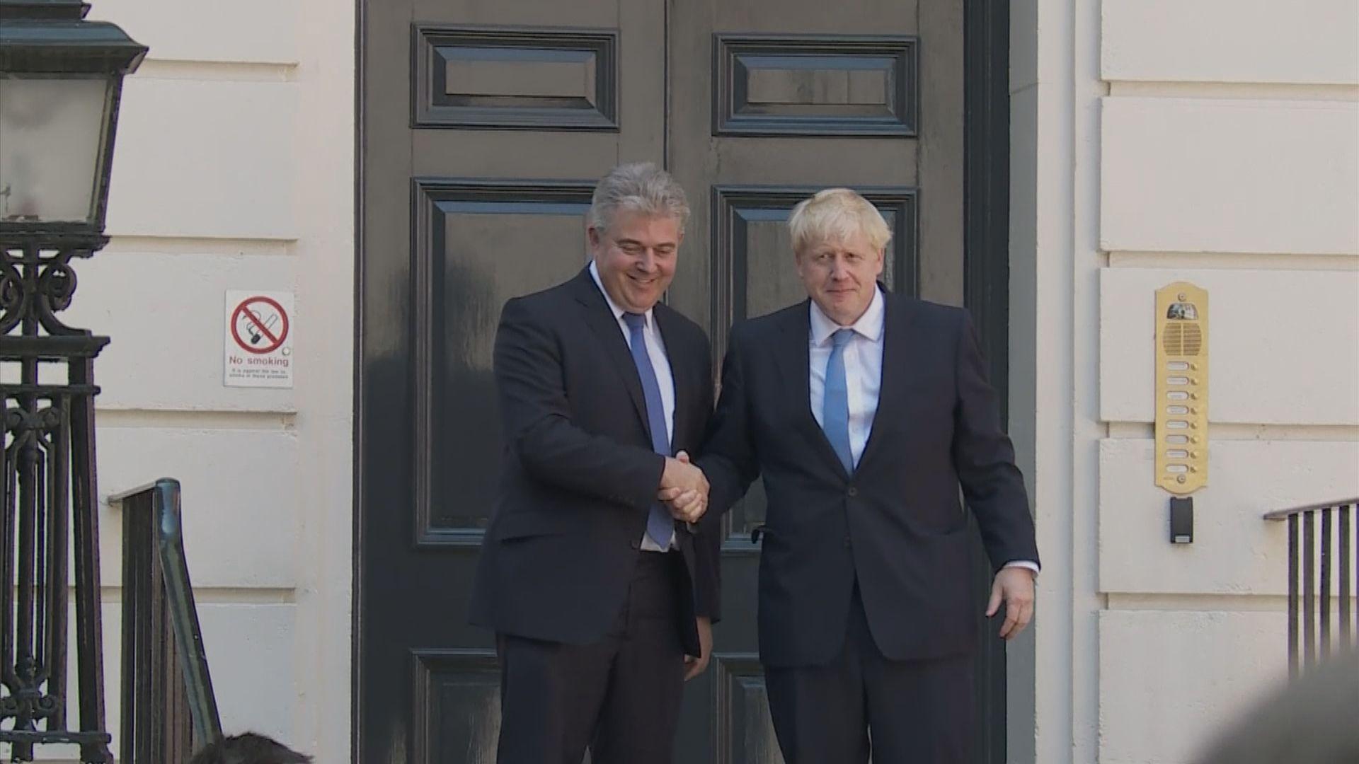 約翰遜着手組閣 據報閣員以脫歐陣營為主