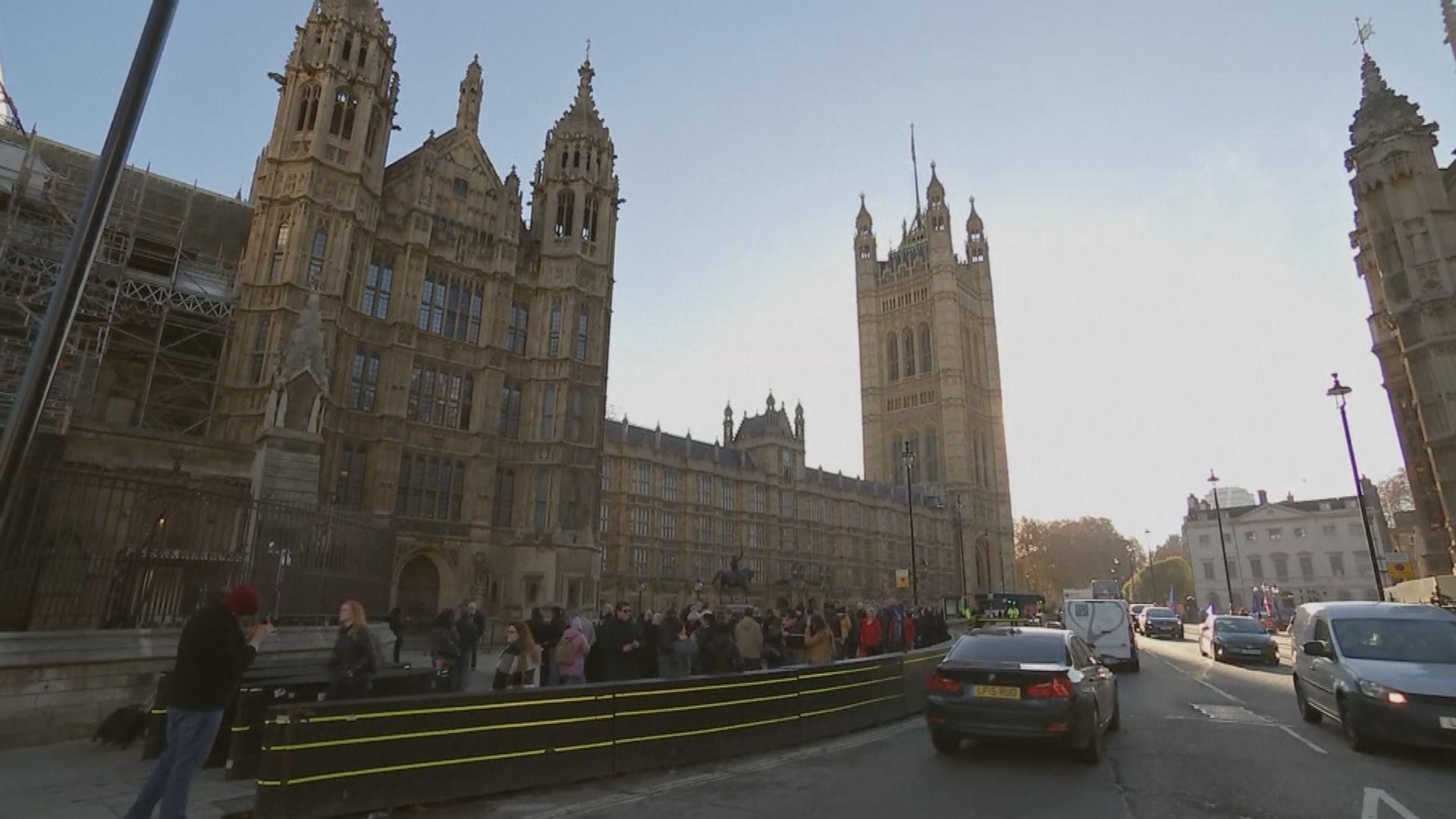 英國國會報告建議中英部長級訪問提香港問題