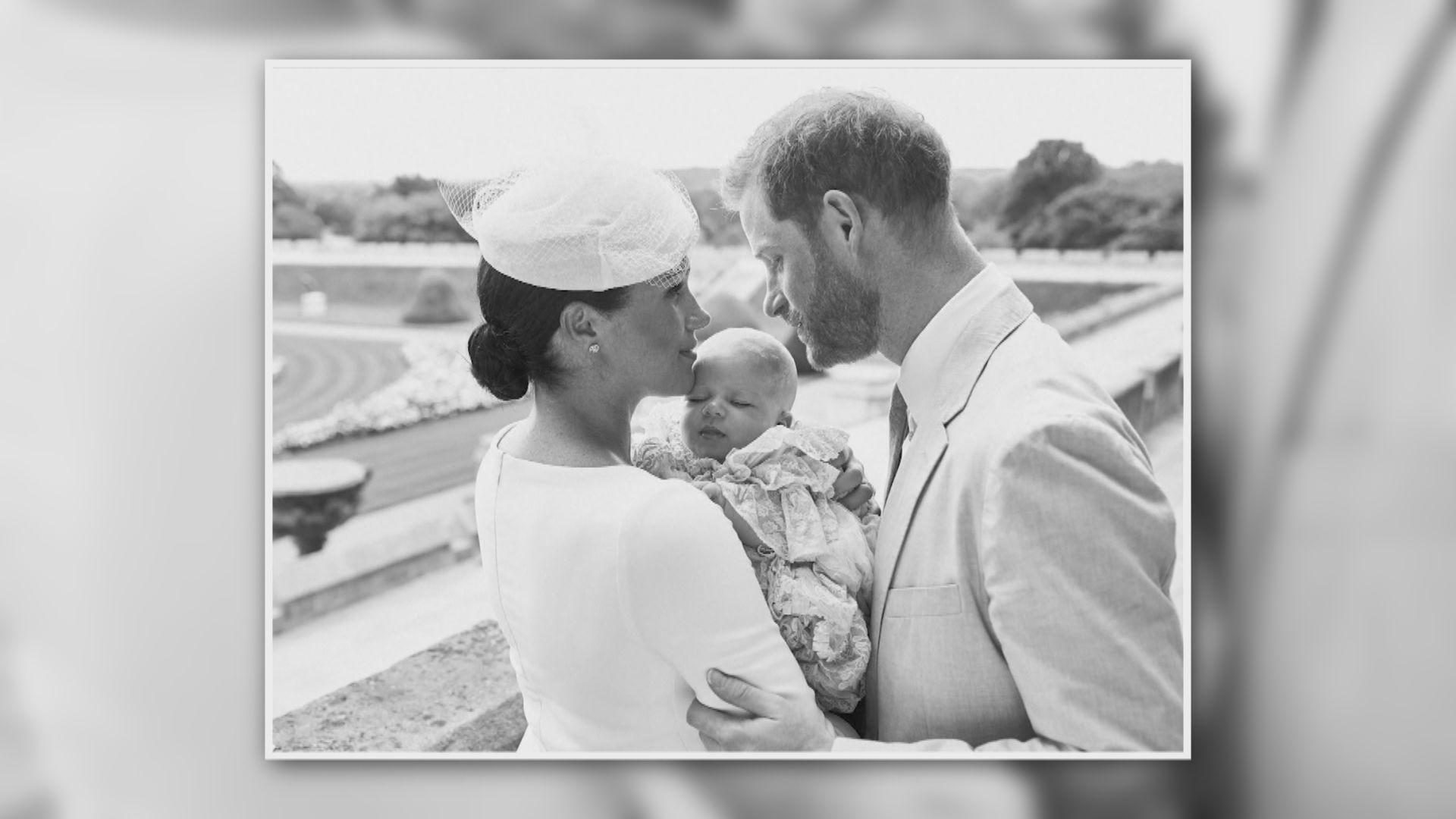 哈里王子夫婦未有公開兒子阿奇受洗儀式