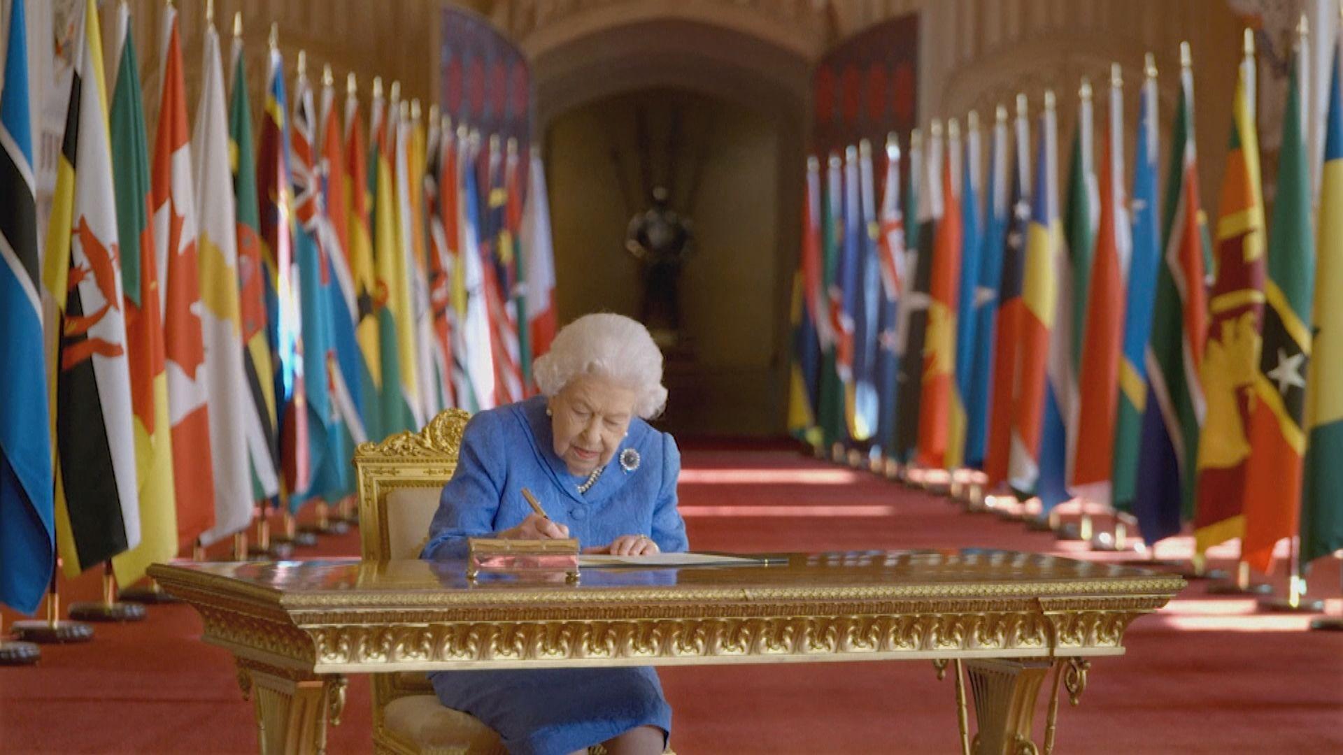 英女王發表英聯邦日講話 籲民眾團結