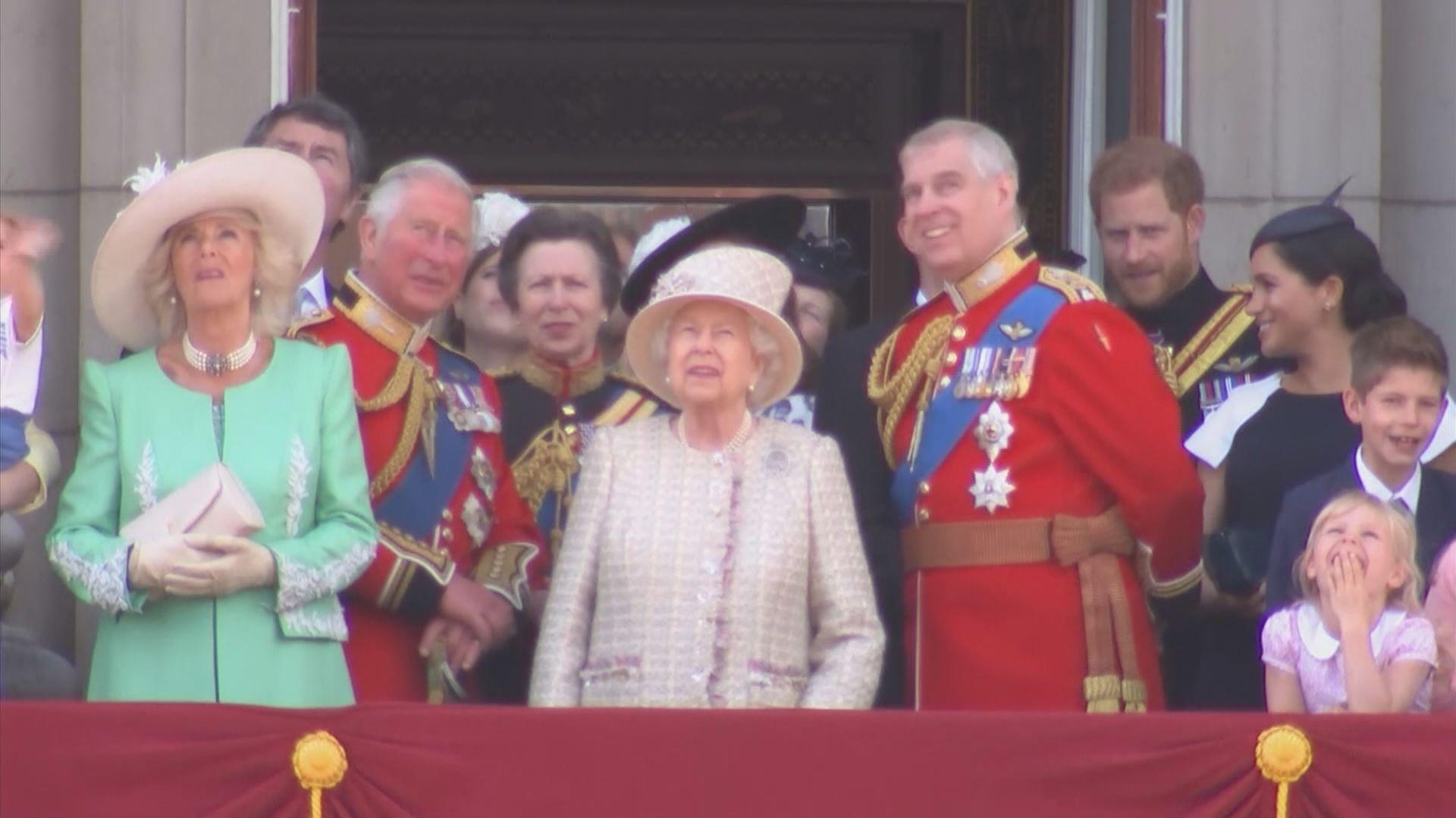 英女王周一召開會議 商討哈里夫婦未來與王室關係