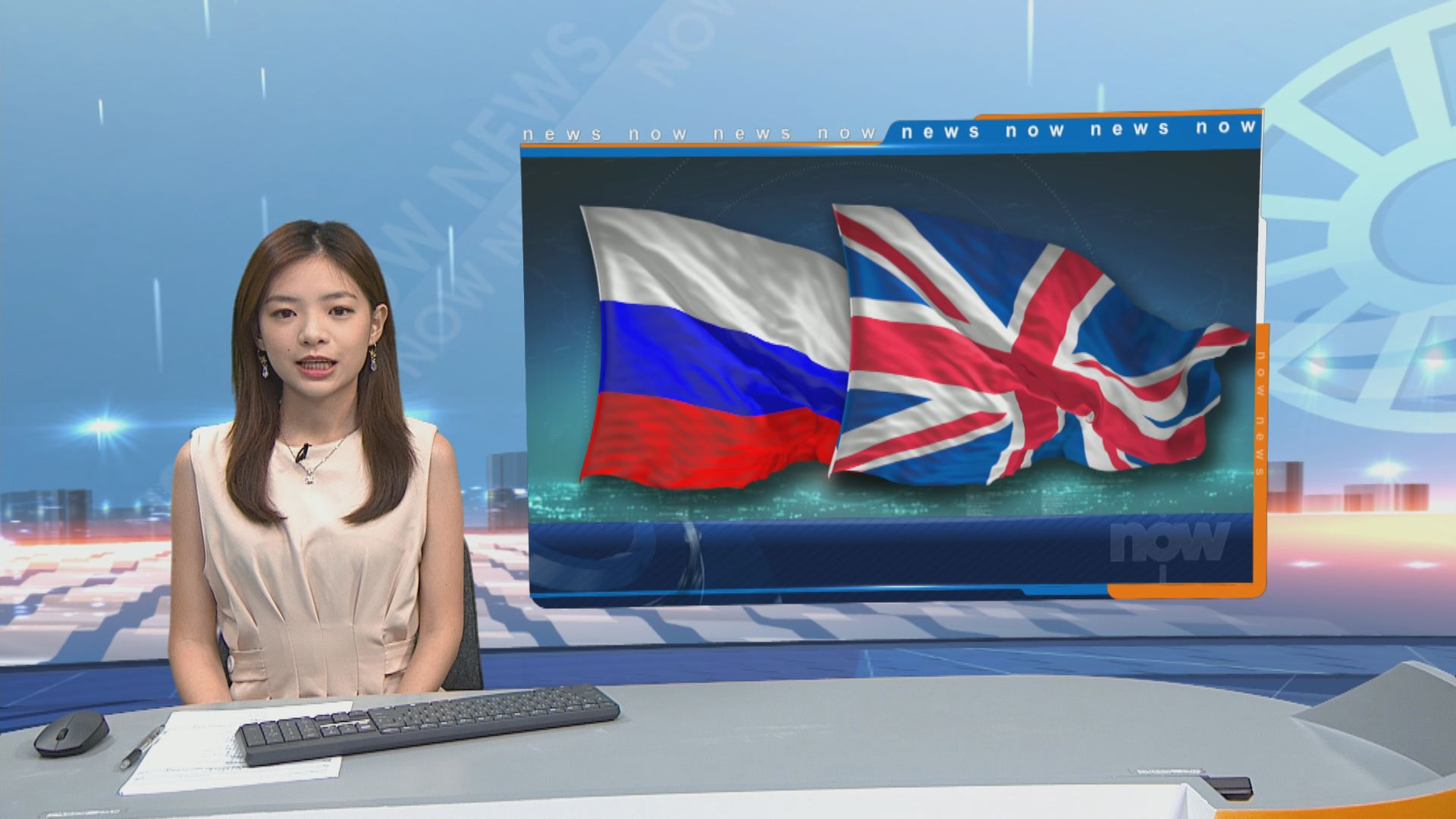英外相指控俄羅斯干預大選 俄反駁英指控含糊不清