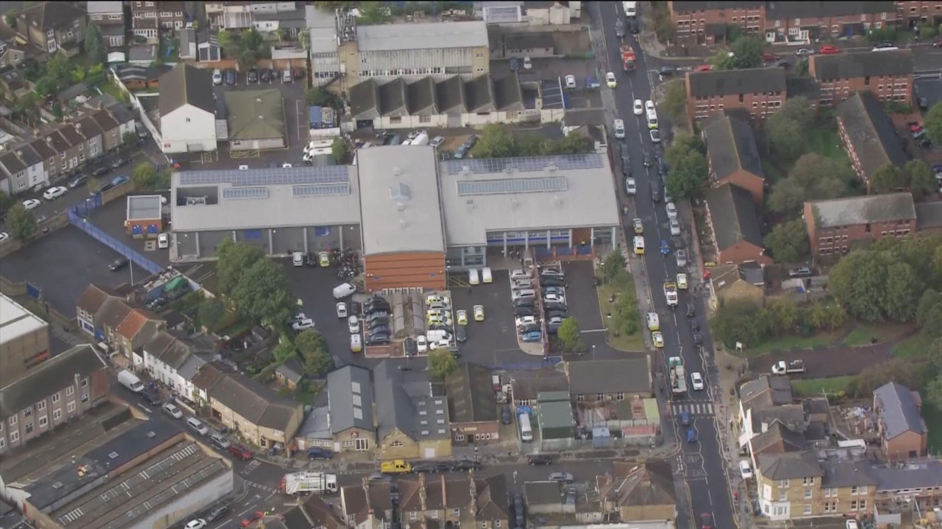 倫敦南部一名警員於警署內遭槍殺