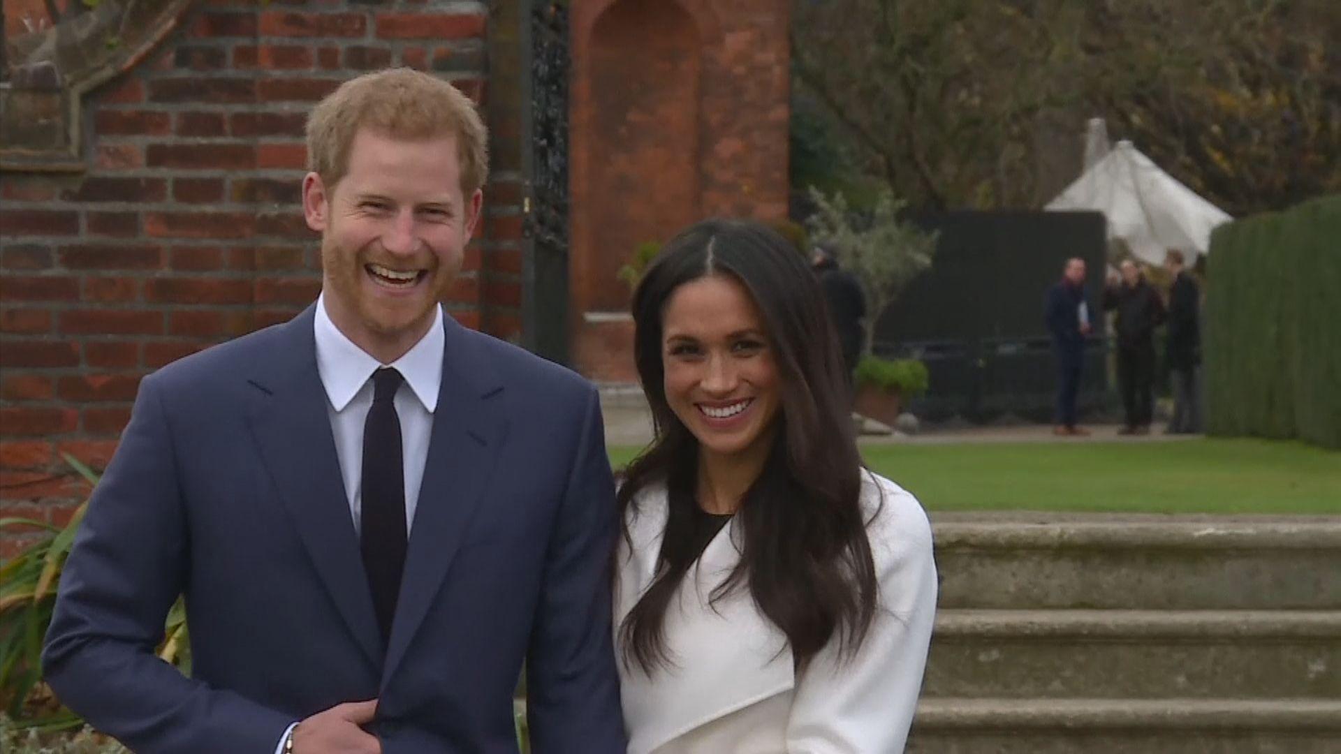 哈里夫婦註冊「薩塞克斯皇室」商標