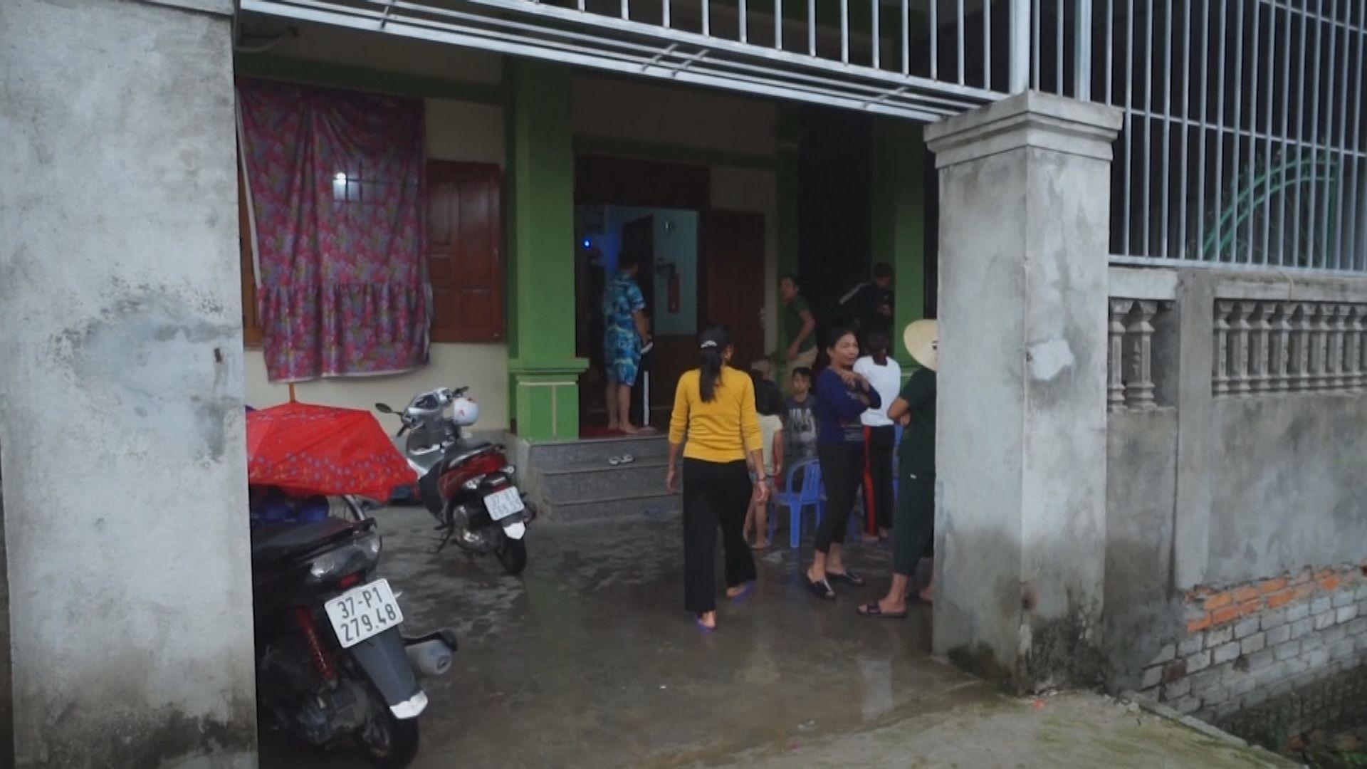貨櫃車屍體發現案 越南警方收集懷疑遇害者家人DNA樣本
